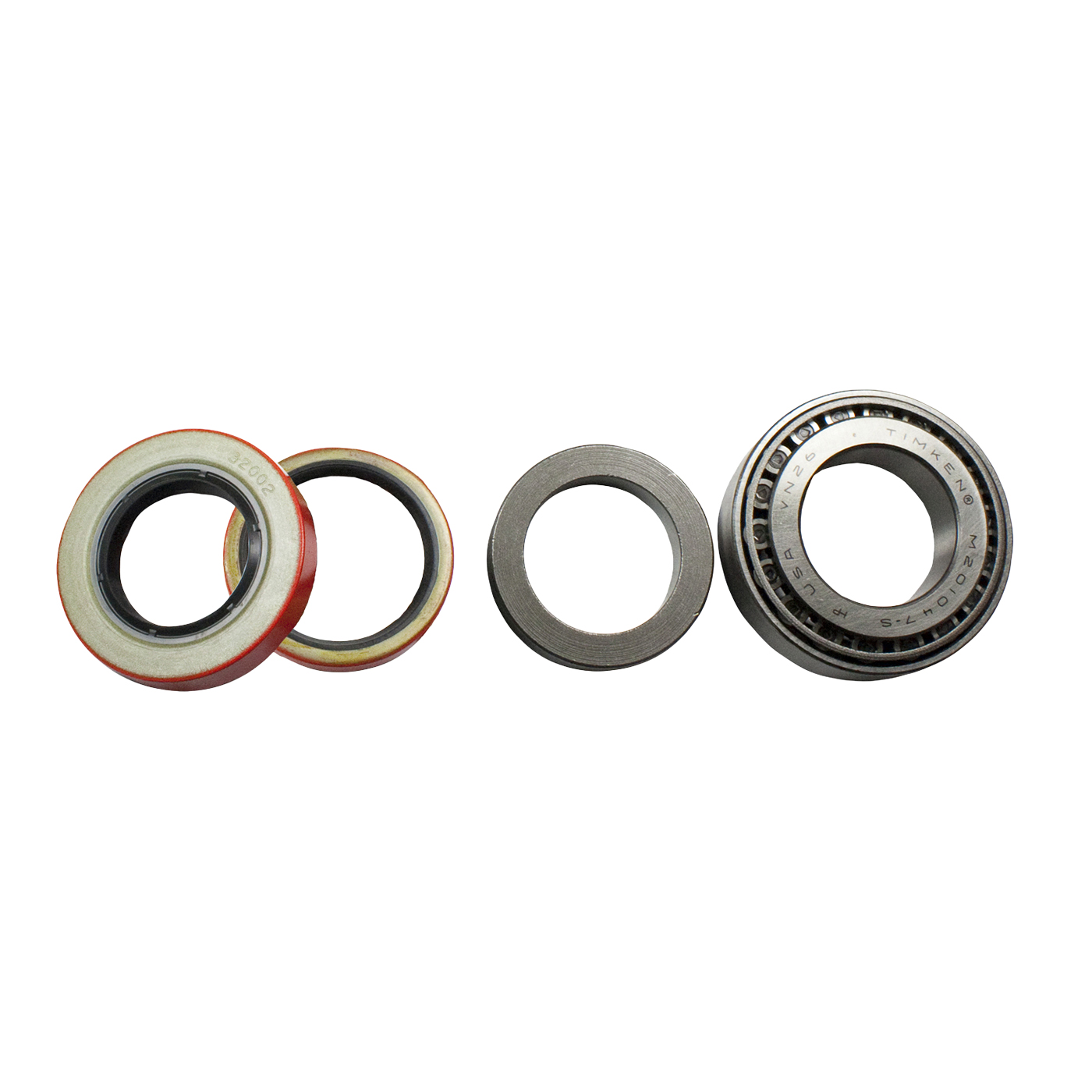 AK C8.75-OEM - Yukon Rear Axle Bearing and Seal Kit for Chrysler
