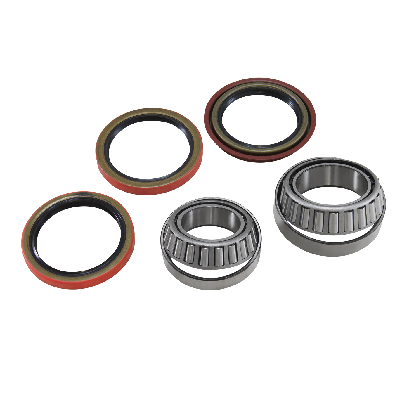 AK F-C02 - Yukon Front Axle Bearing and Seal Kit for Dana 44