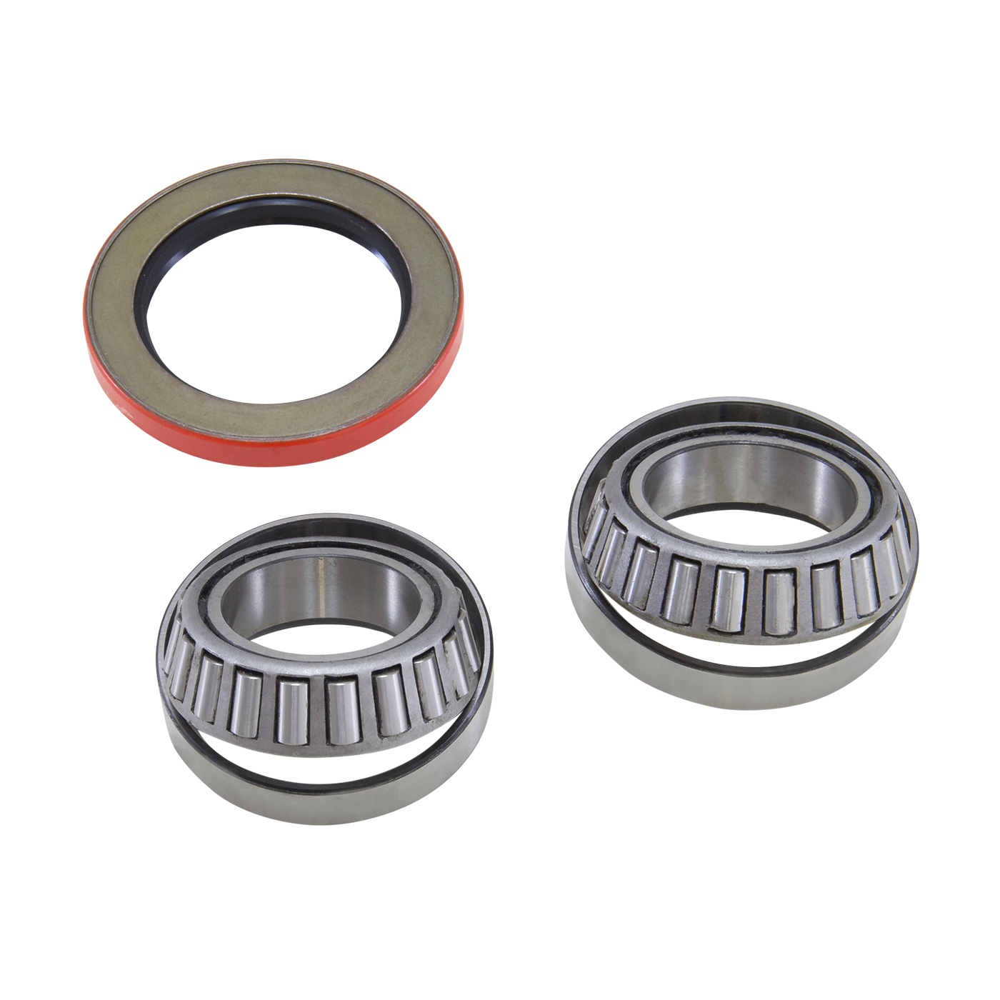 AK F-G05 - Yukon Front Axle Bearing and Seal Kit for Dana 44