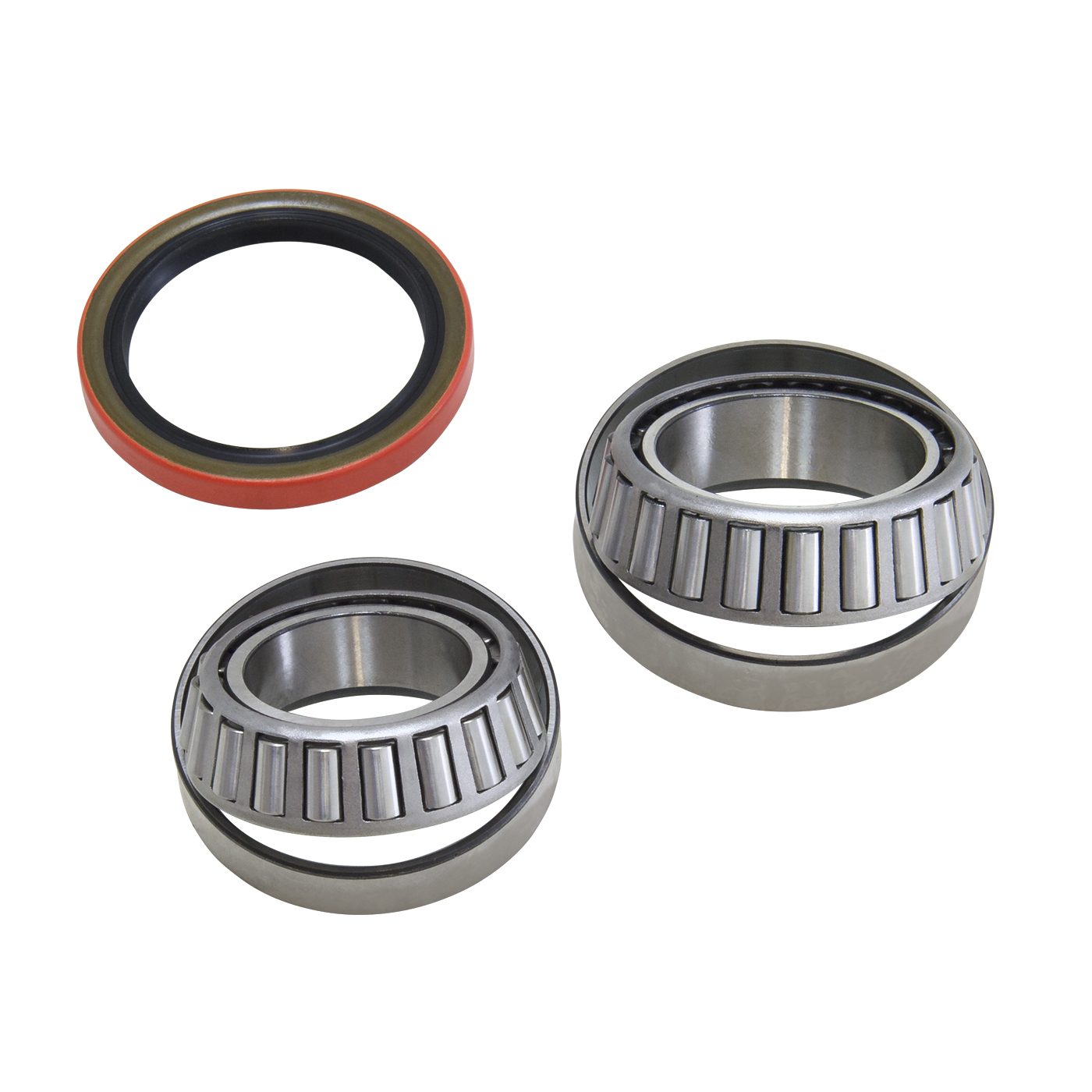 AK F-G06 - Yukon Front Axle Bearing and Seal Kit for Dana 44