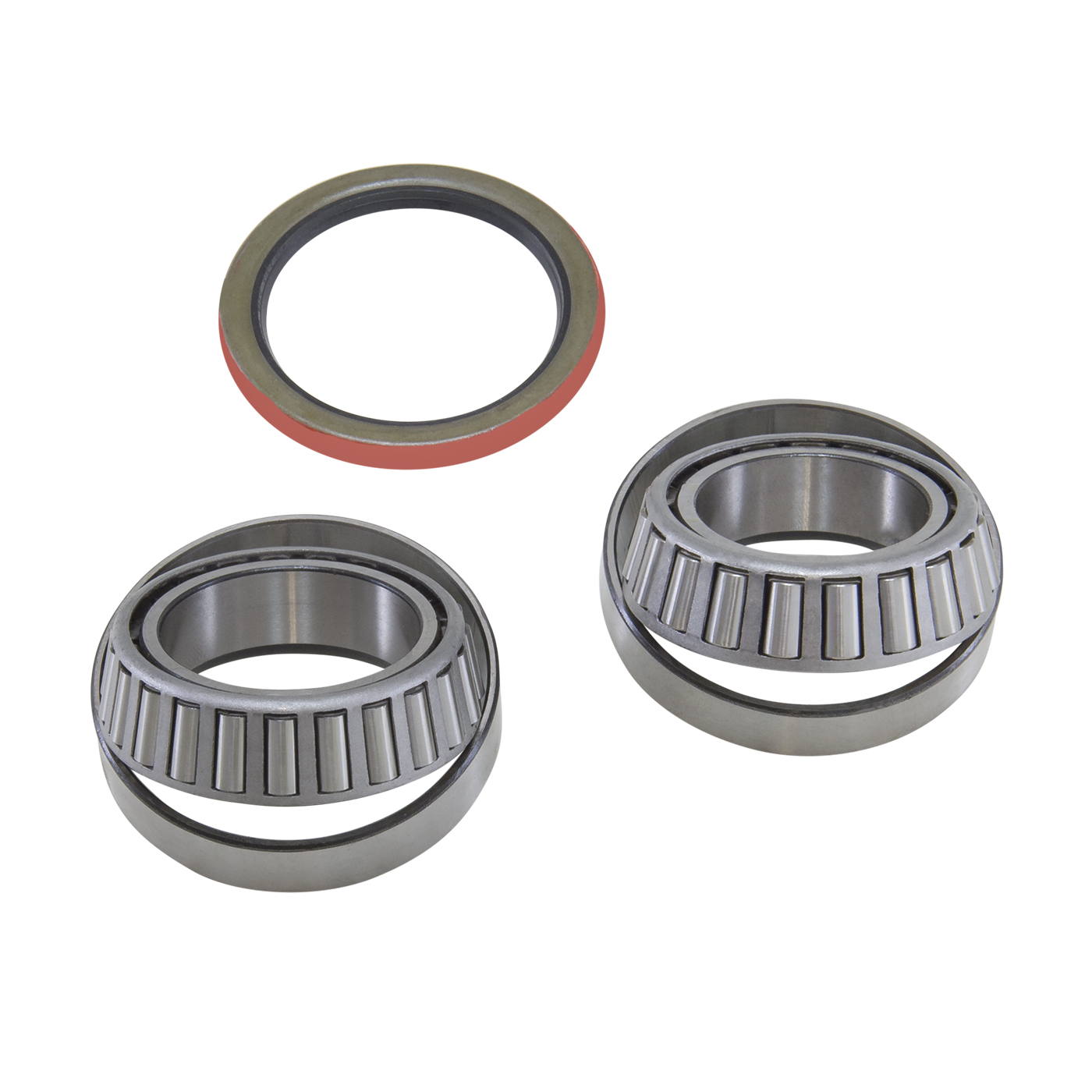 AK F-I01 - Yukon Axle Bearing and Seal Kit for Dana 44 Front