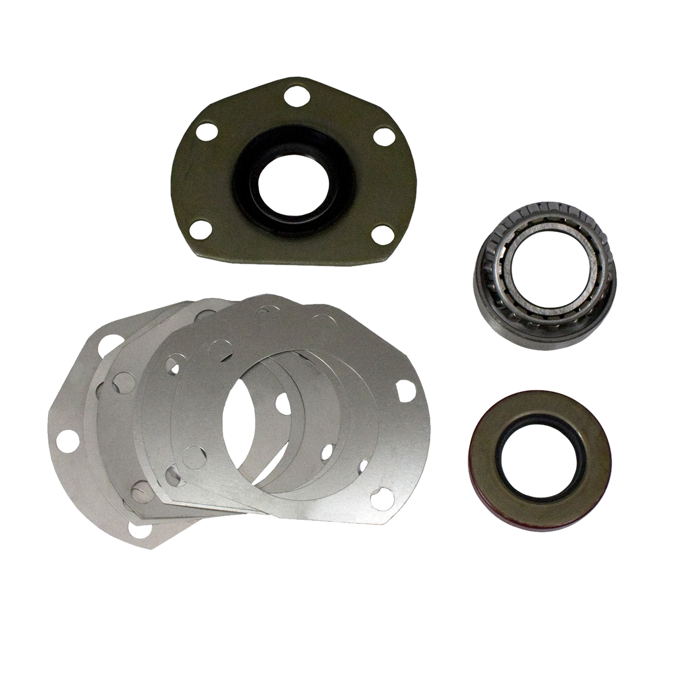 AK M20 - Yukon Axle Bearing and Seal Kit for AMC Model 20