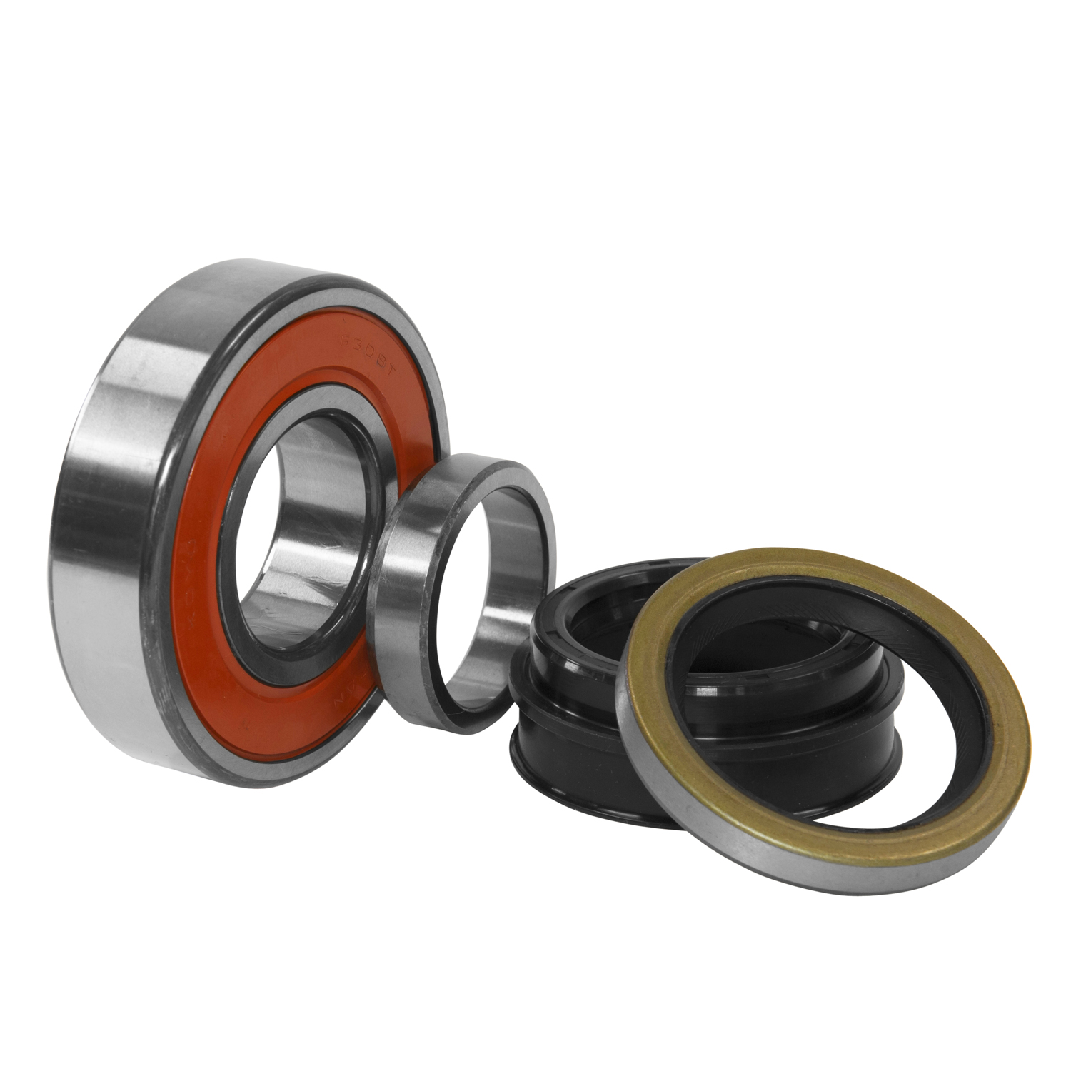 AK TOY - Yukon Rear Axle Bearing and Seal Kit