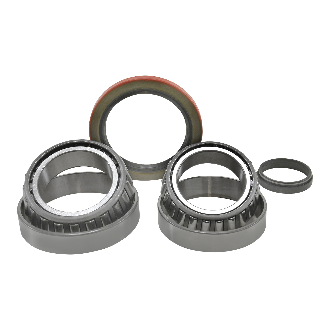 AK TOY-FRONT-A - Yukon Axle Bearing and Seal Kit for Toyota