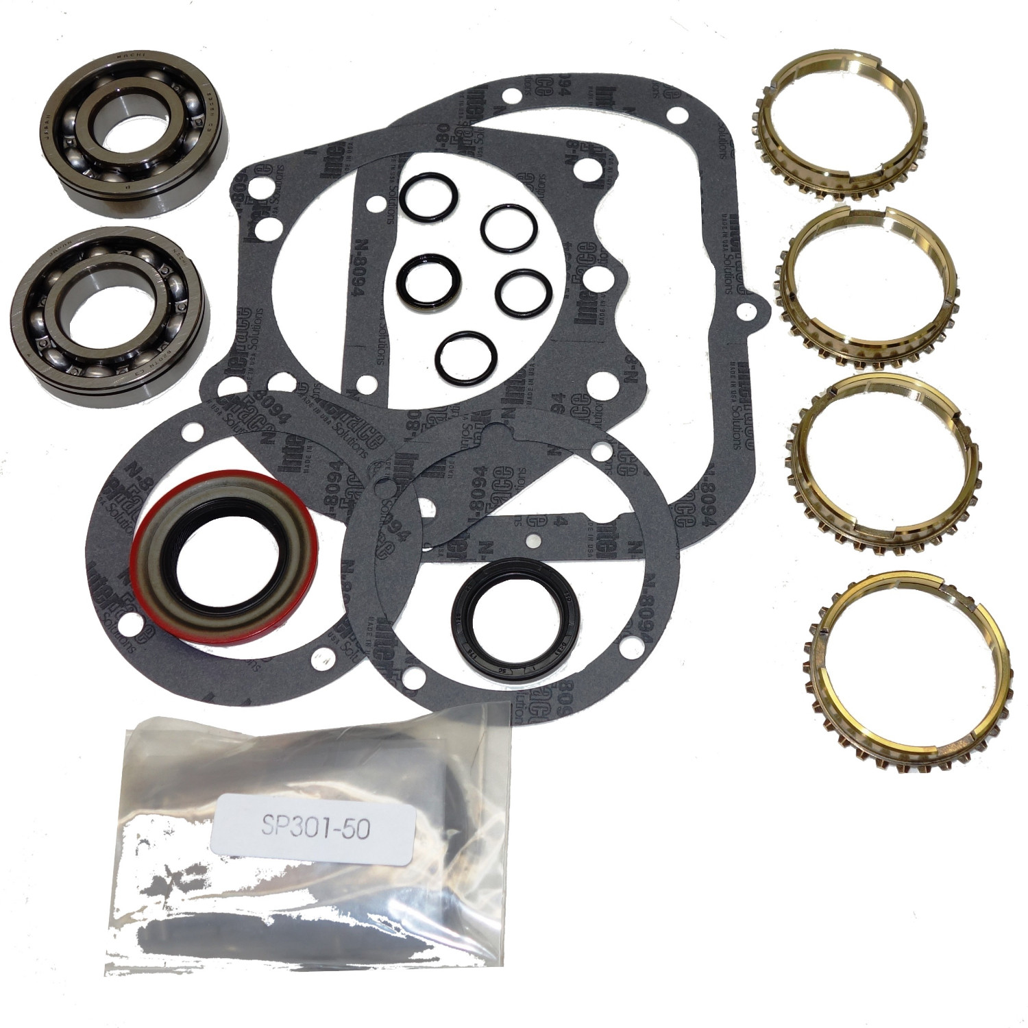 Manual Transmission Rebuild Kits, Page 4