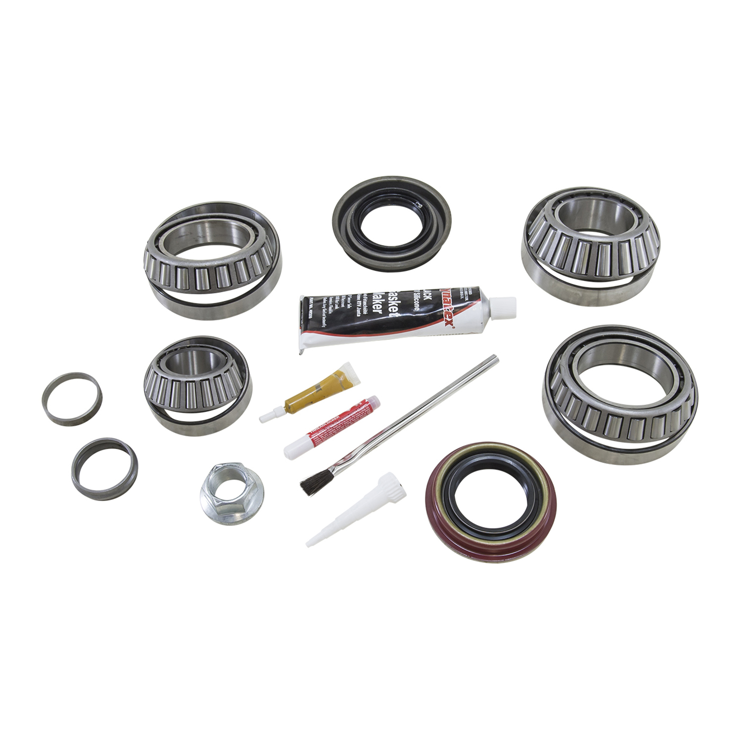 BK F9.75-IRS-A - Yukon bearing install kit for '03 & up Ford 9.75