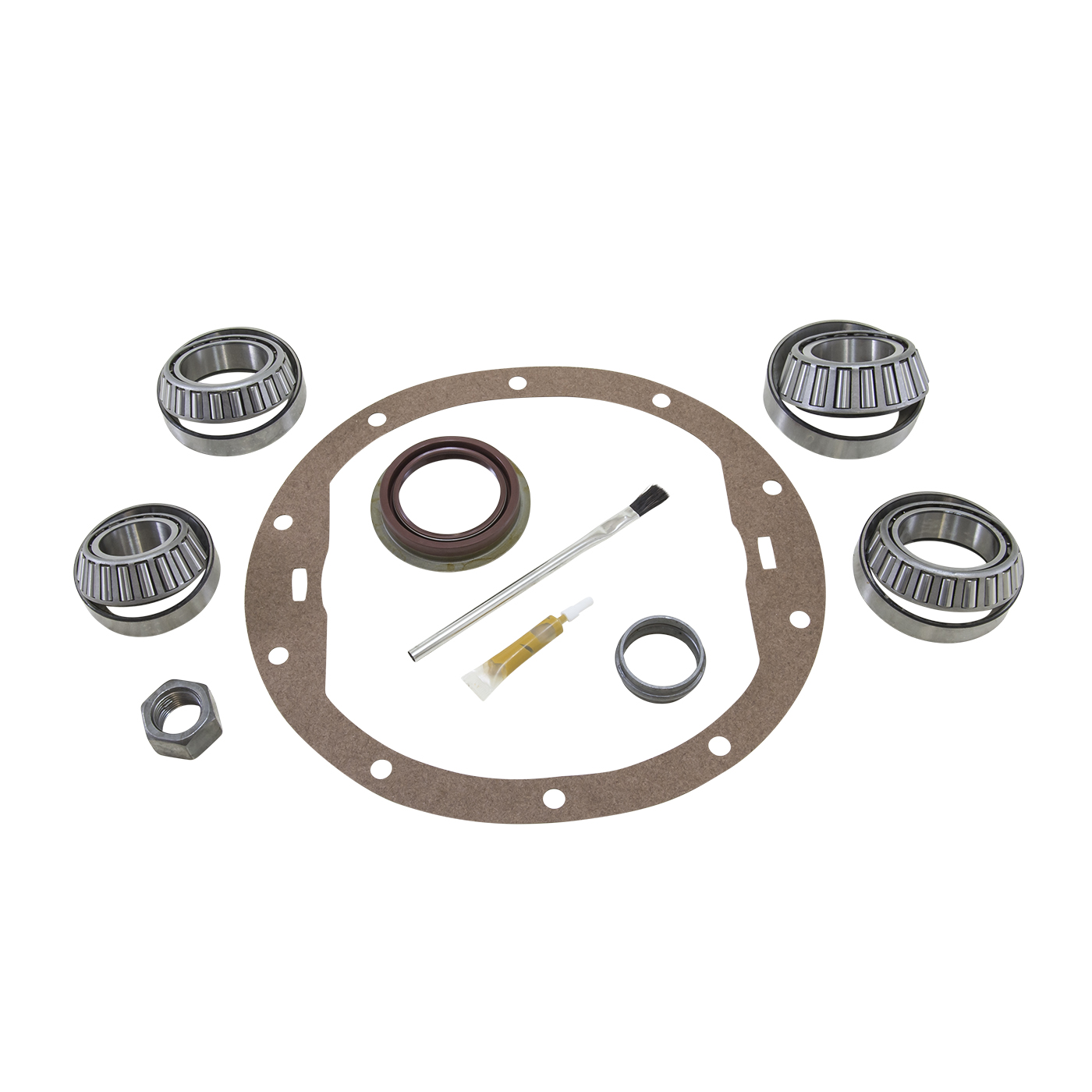 BK GM8.5-HD - Yukon Bearing install kit for GM 8.5