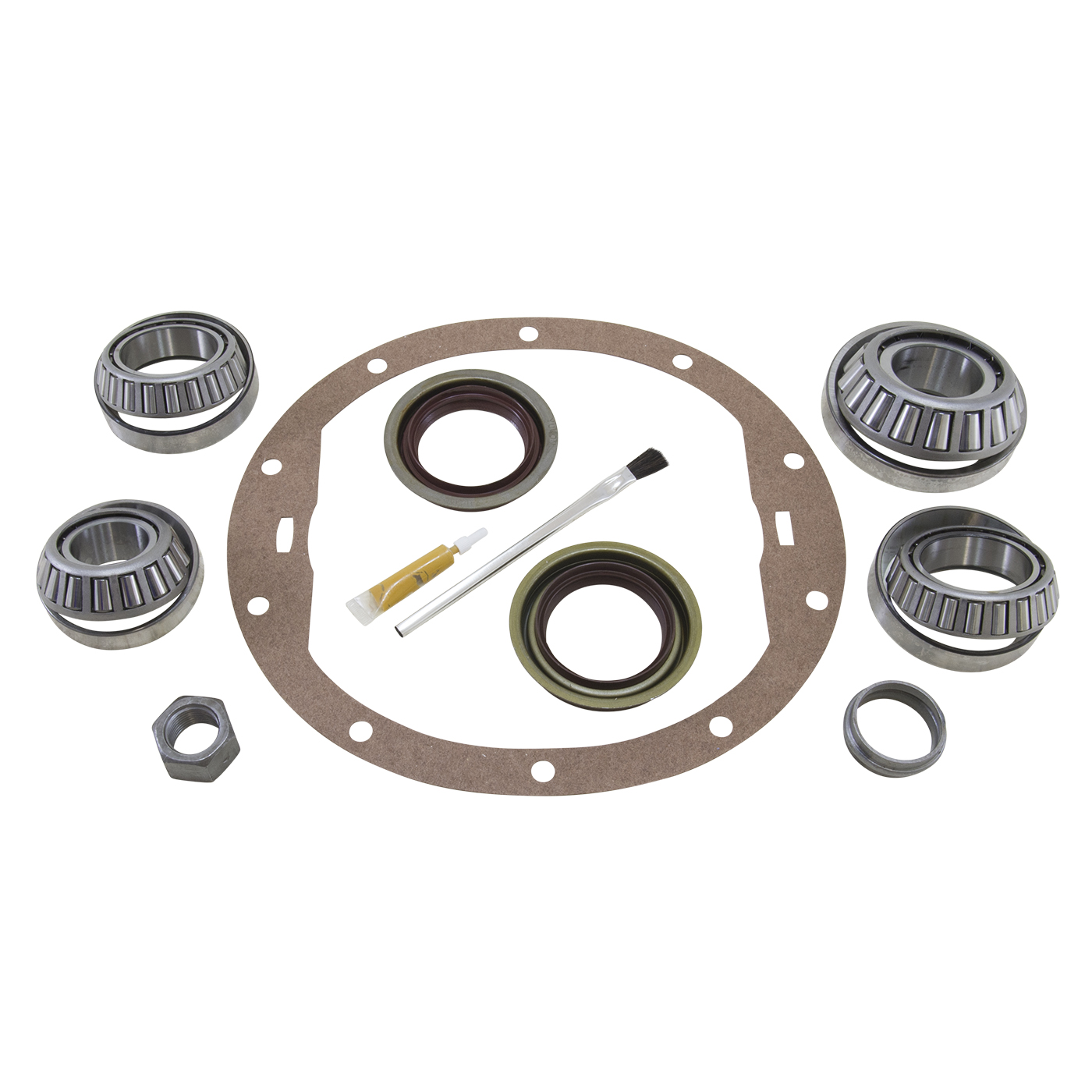 BK GMVET-CI - Yukon Bearing install kit for '63-'79 GM CI Corvette differential