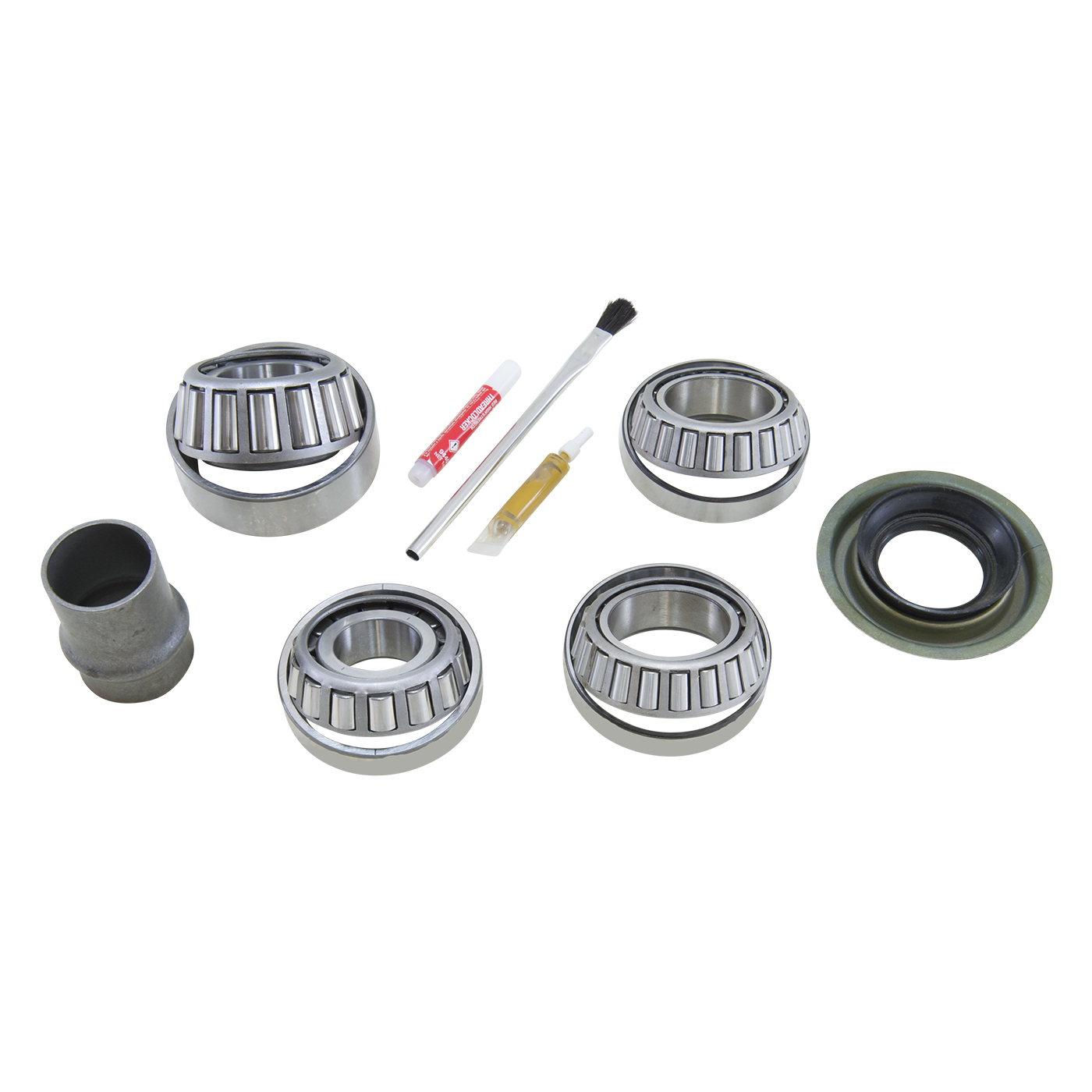 BK ITROOPER - Yukon Bearing install kit for Isuzu Trooper (with drum brakes) differential