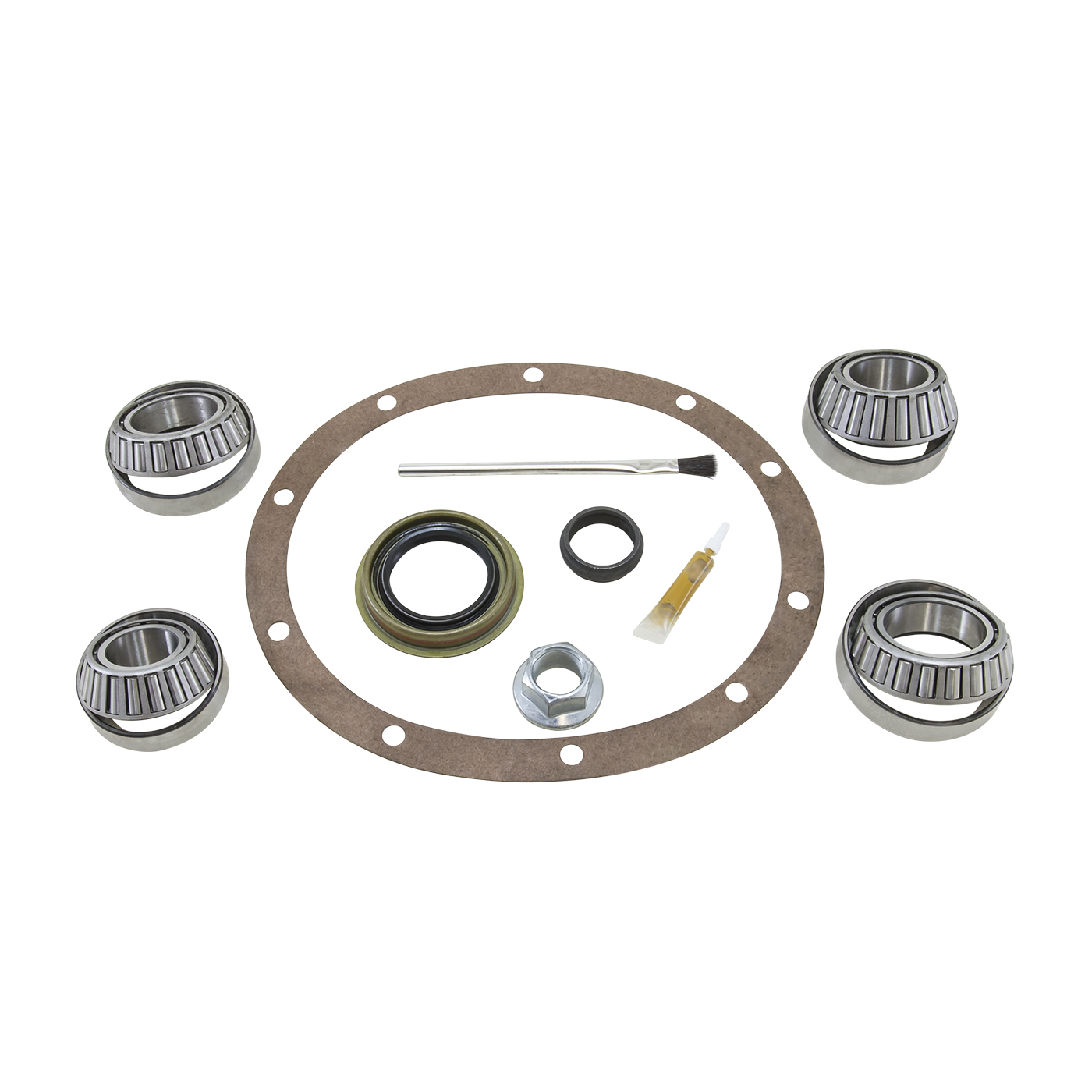 BK M35-GRAND - Yukon Bearing install kit for '99 and newer Model 35 differential for the Grand Cherokee