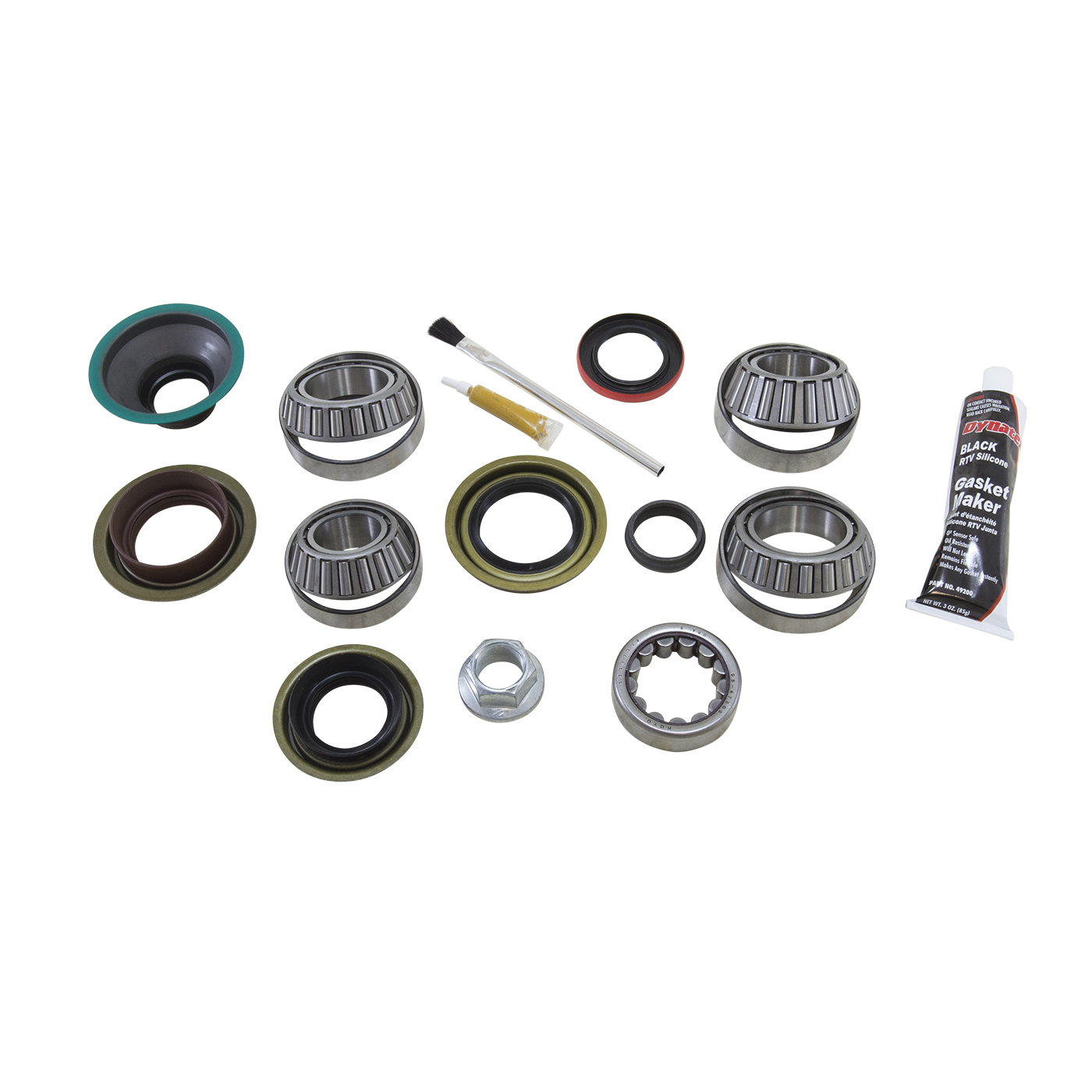 BK M35-IFS - Yukon Bearing install kit for Model 35 IFS differential for the Ranger and Explorer