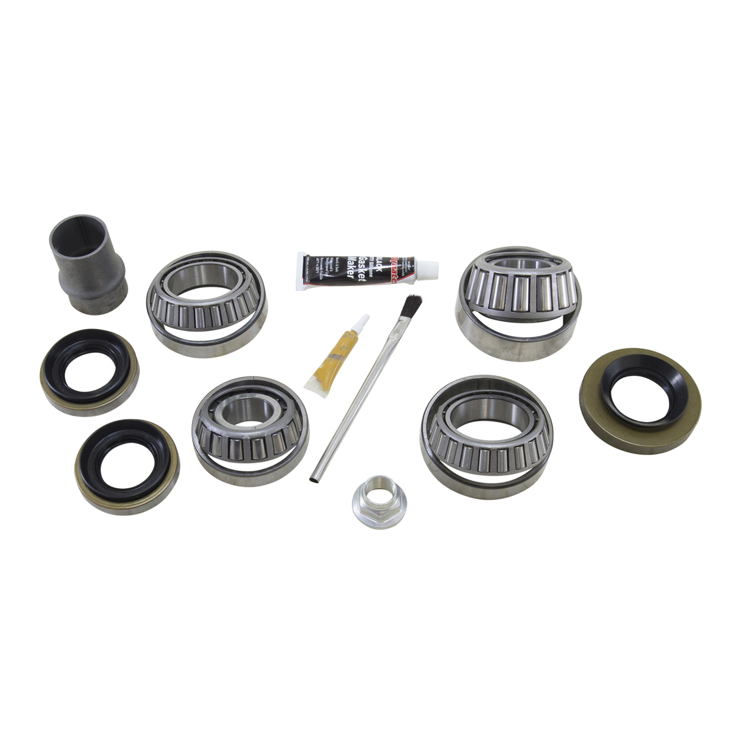 BK T7.5-V6 - Yukon Bearing install kit for Toyota 7.5