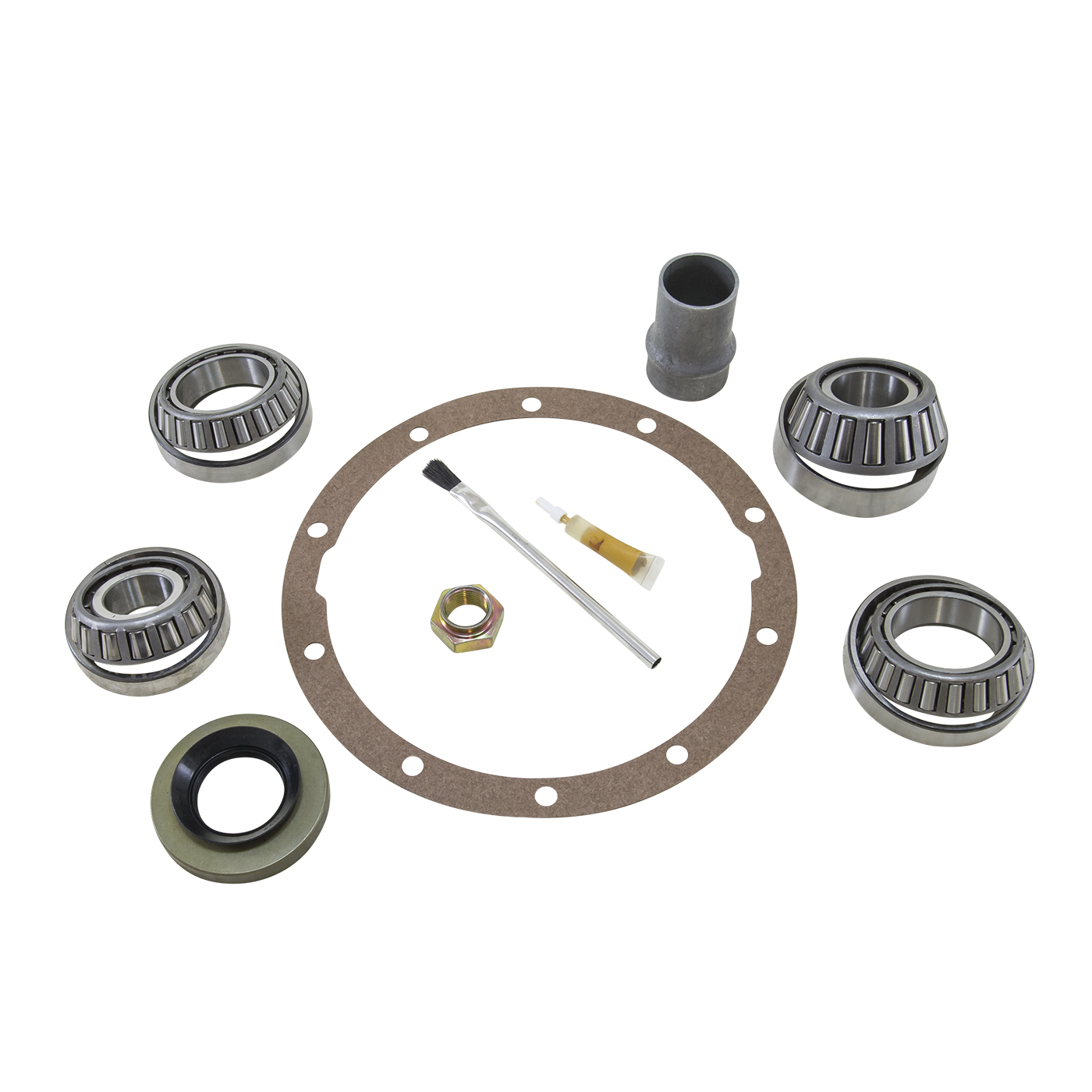 BK T8-D - Yukon bearing kit for '86 and newer Toyota 8