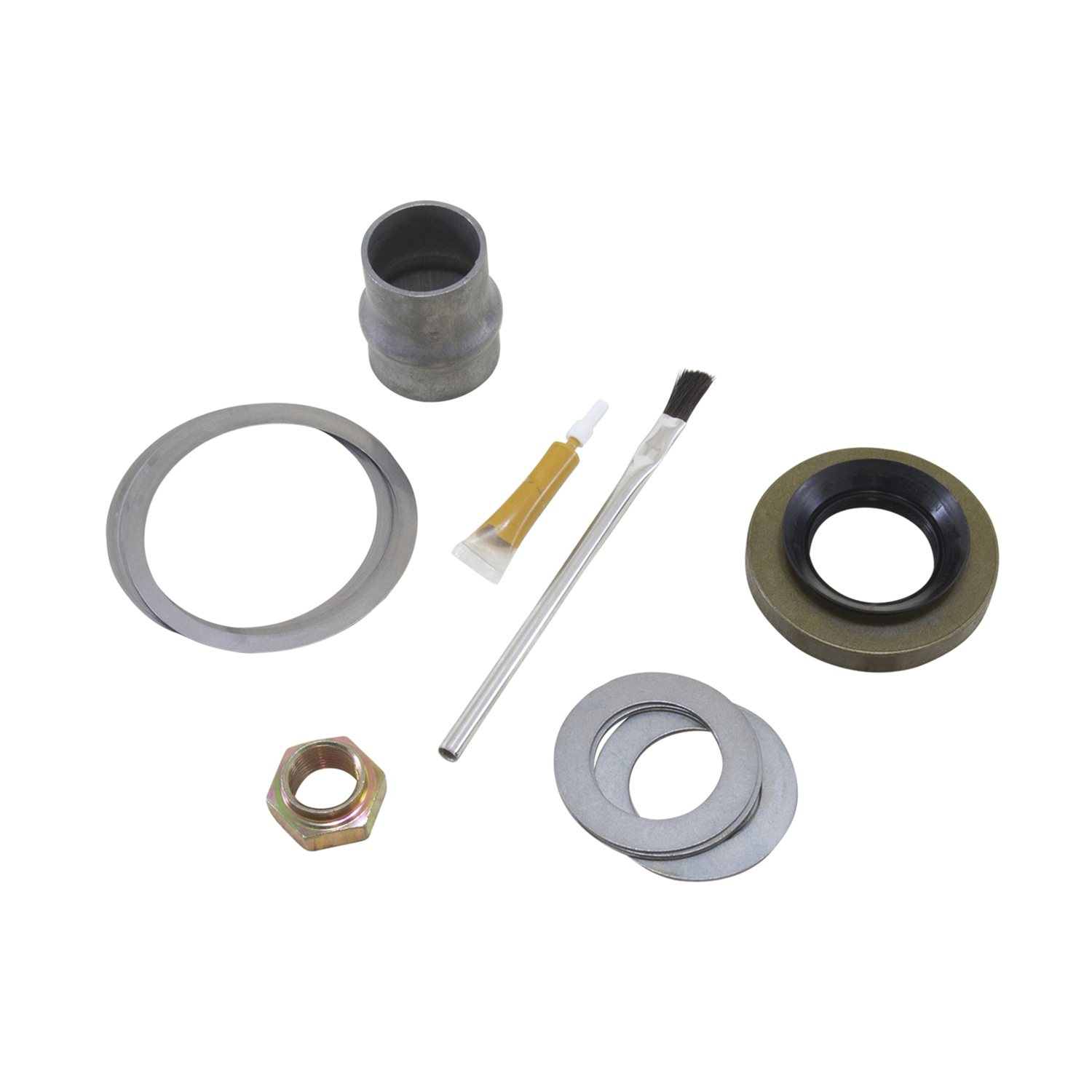 MK ITROOPER - Yukon Minor install kit for Isuzu differential