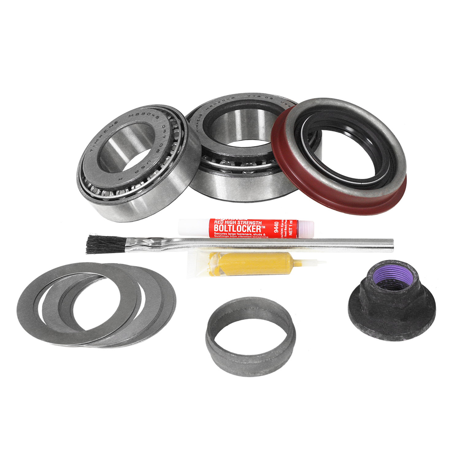 PK F8.8-A - Yukon Pinion install kit for Ford 8.8