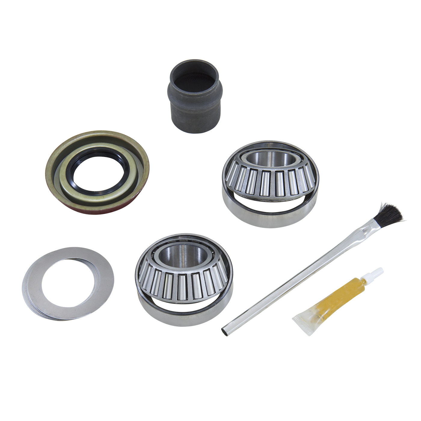 PK GM8.25IFS-A - Yukon Pinion install kit for GM 8.25