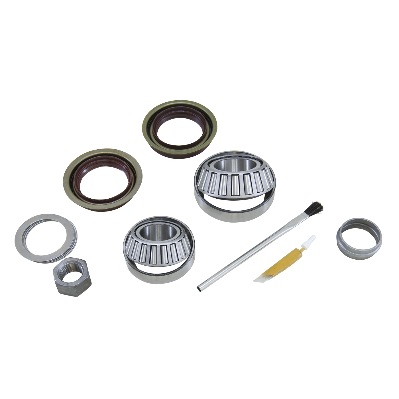 PK GM8.6-A - Yukon Pinion install kit for '08 & down GM 8.6