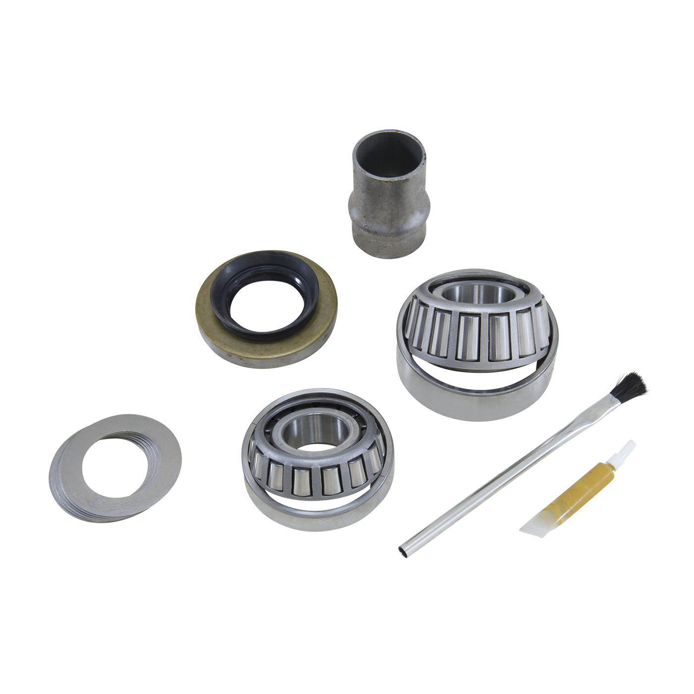 PK ITROOPER - Yukon Pinion install kit for Isuzu (with drum brakes) differential
