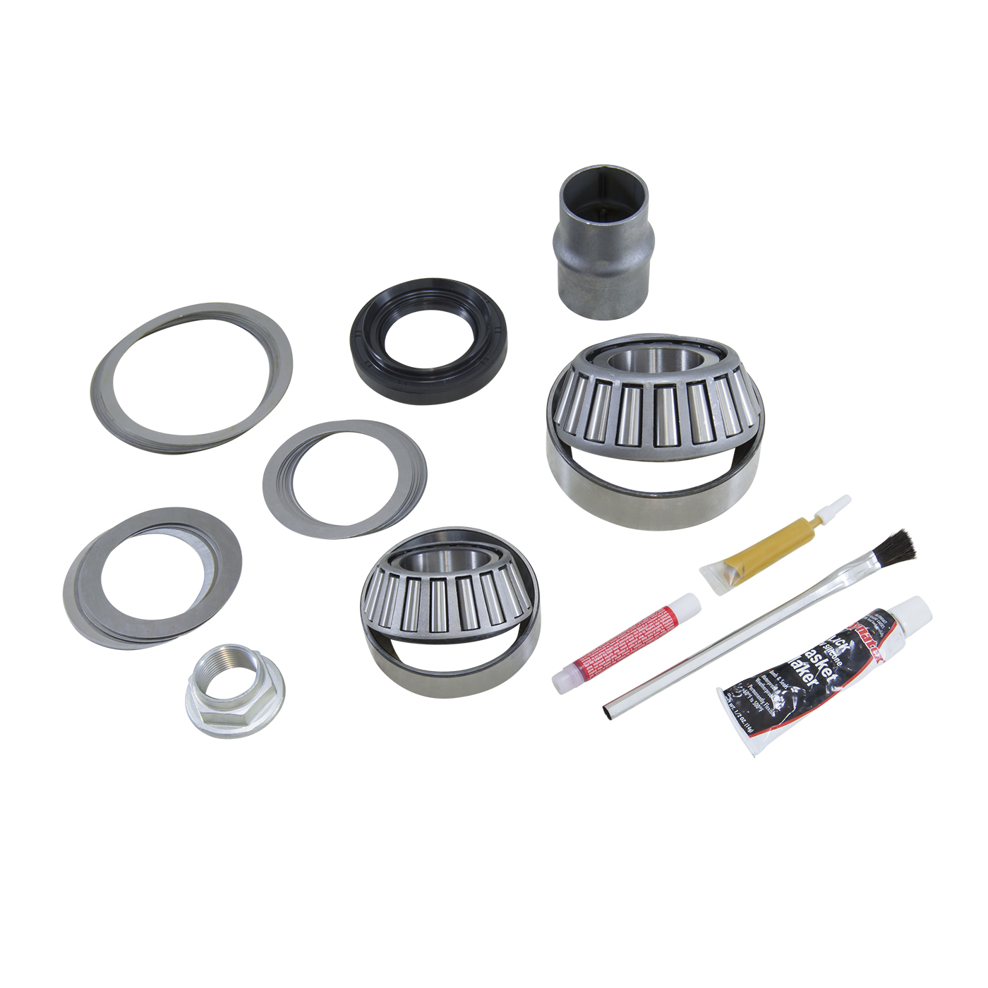 PK T100 - Yukon Pinion install kit for Toyota T100 and Tacoma (without locking differential)