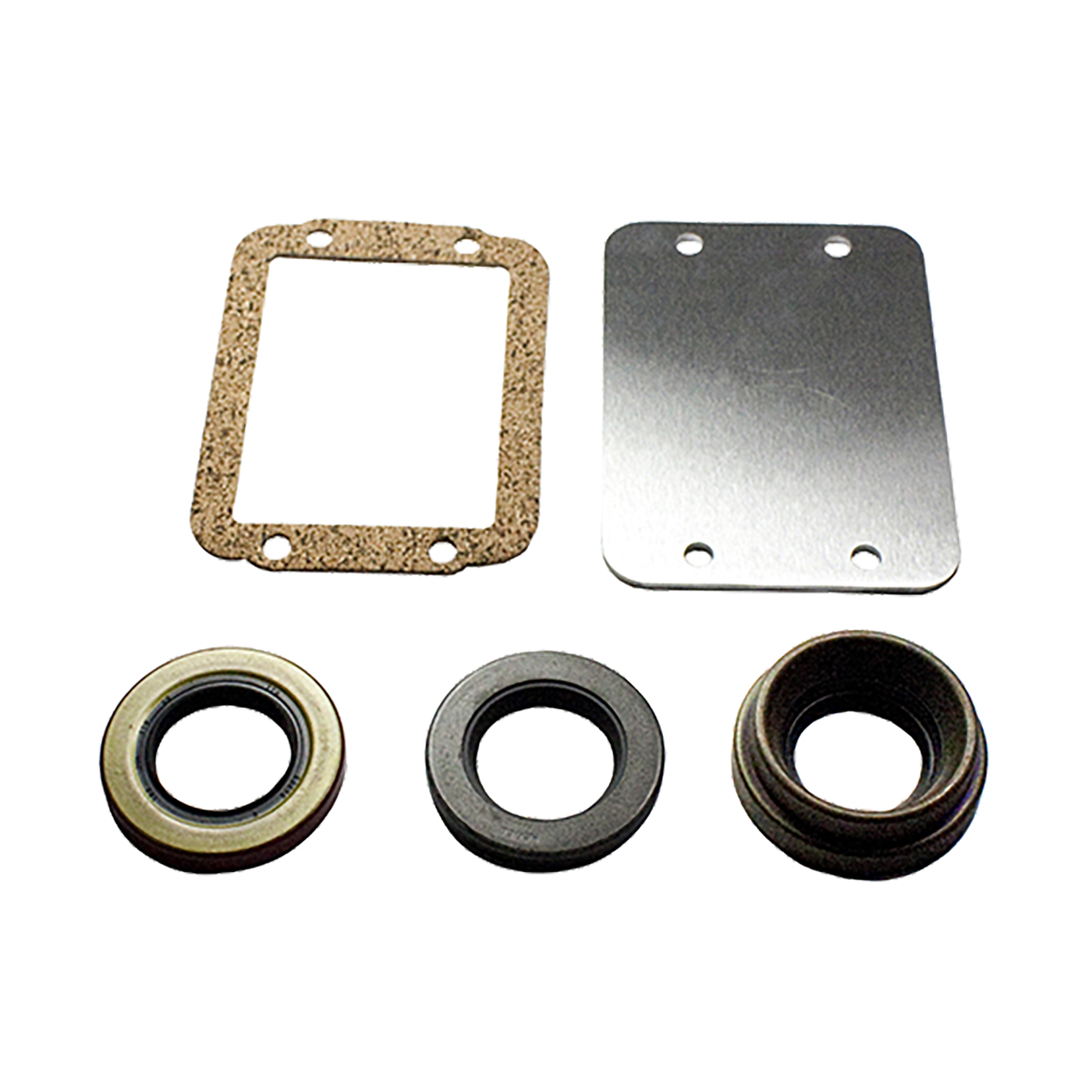 YA W39147-KIT - Dana 30 Disconnect Block-off kit (includes seals and plate).