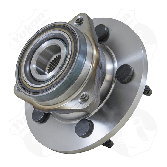 YB U515017 - Yukon unit bearing for '97-'00 Ford F150 front. Uses 12mm studs.