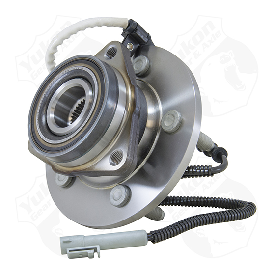 YB U515031 - Yukon unit bearing for '00-'02 Ford Expedition front