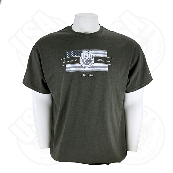 YCWT05-M - USA Standard Gear Shirt, Medium