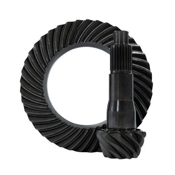 YG D35JL-456 - Yukon Gear Ring & Pinion 4.56 for Jeep Sport/Sahara D35/M200 24-Spl Standard Open