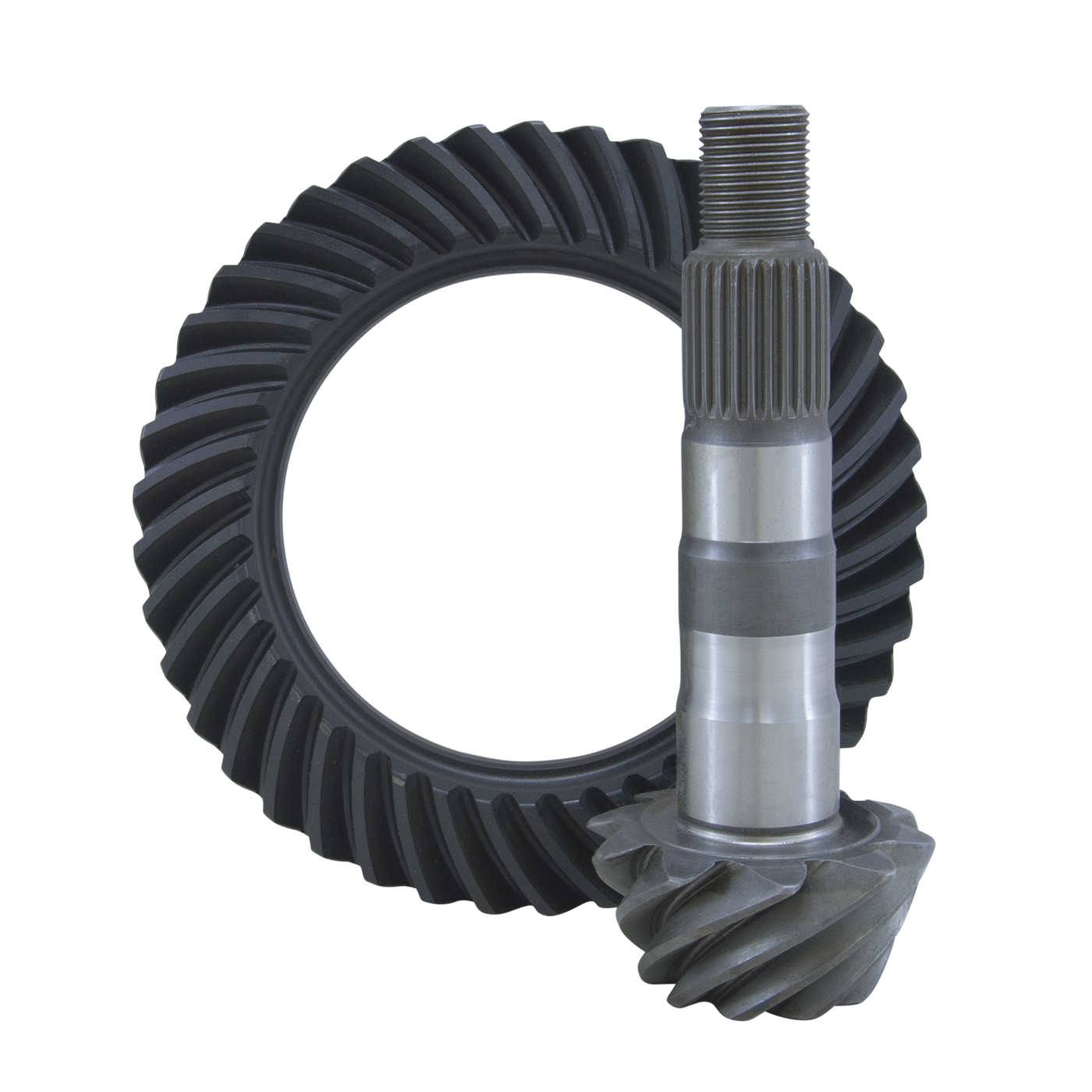 ZG GM7.2-411R - USA Standard Ring & Pinion gear set for GM IFS 7.2
