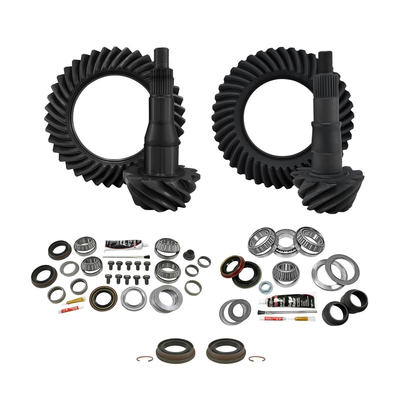Richmond GM85373 Ring and Pinion Gear Set