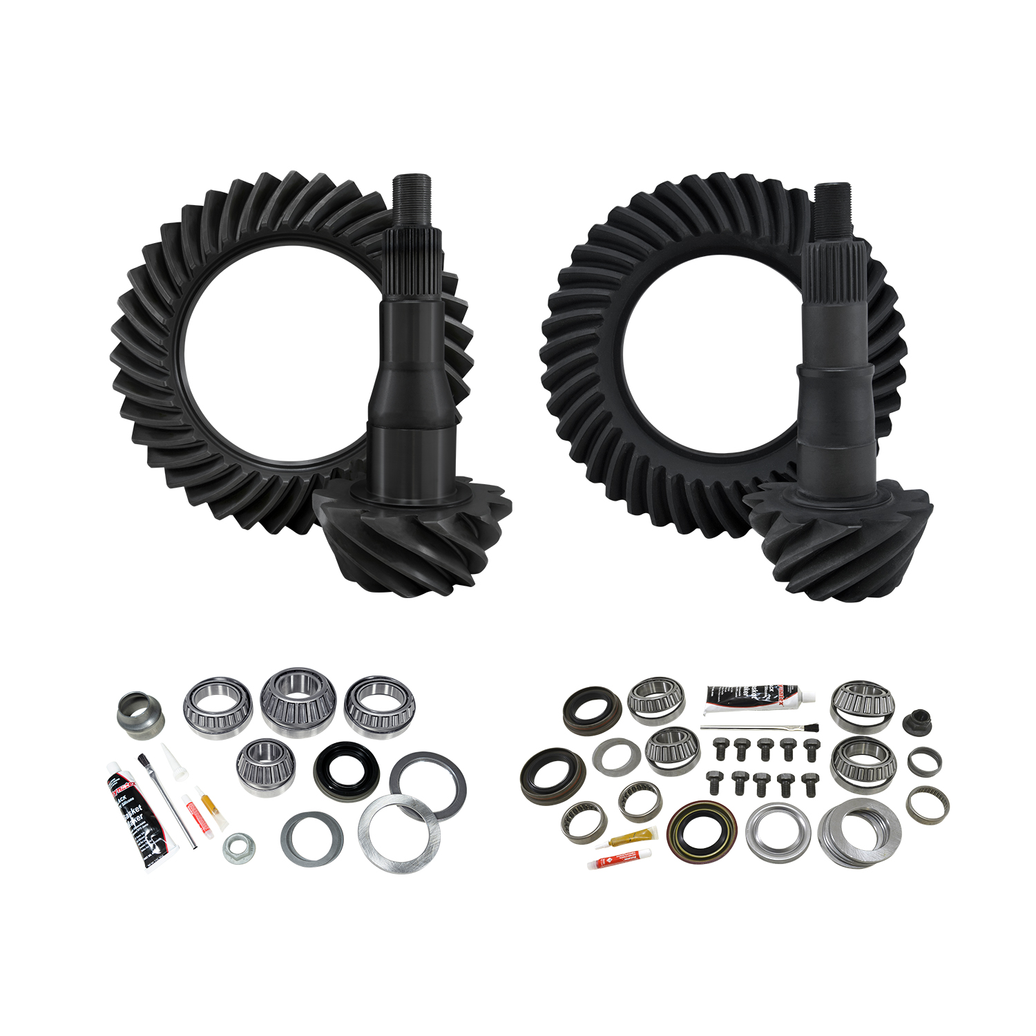 YGK107 - Yukon Complete Gear and Kit Pakage for Various Ford F150 with 9.75