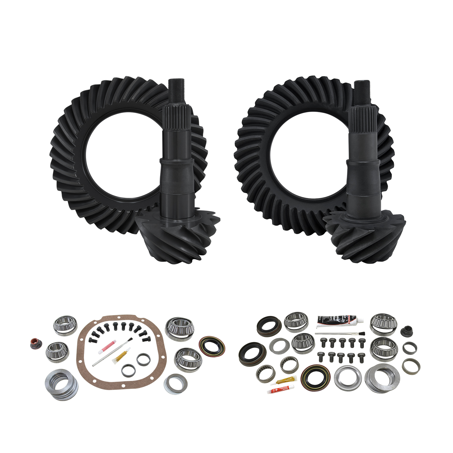 YGK118 - Yukon Complete Gear and Kit Pakage for Various Ford F150 with 8.8