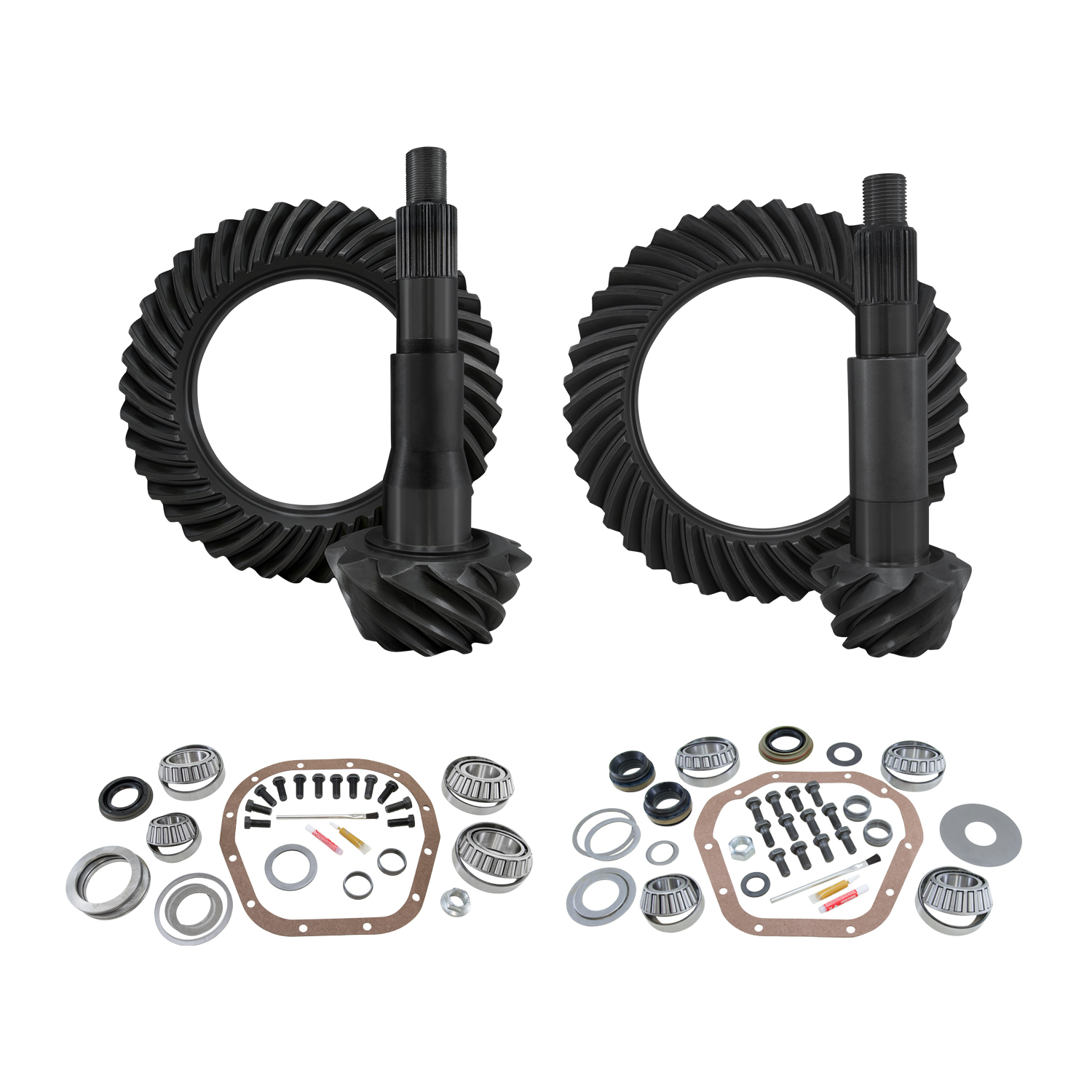 YGK128 - Yukon Complete Gear and Kit Pakage for 2000-2007 F250 and F350 Dana 60 Thick with 4:56 Gear Ratio