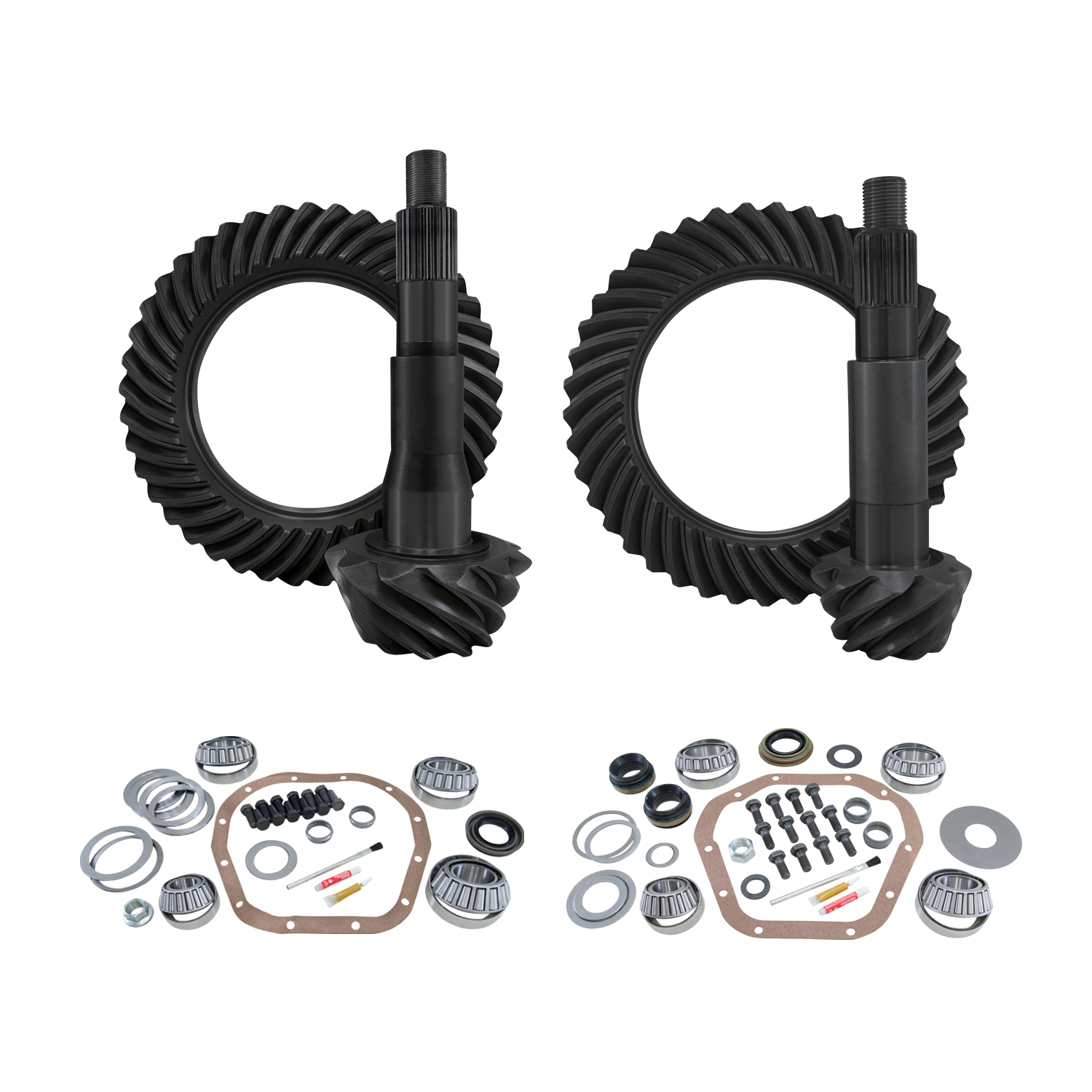 YGK133 - Yukon Complete Gear and Kit Pakage for 2008-2010 F250 and F350 Dana 60 Thick with 4:30 Gear Ratio