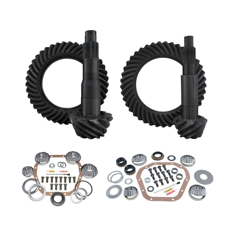High Performance Ring and Pinion Gear Set for GM 7.5 Differential Yukon Gear Yukon YG GM7.5-373T