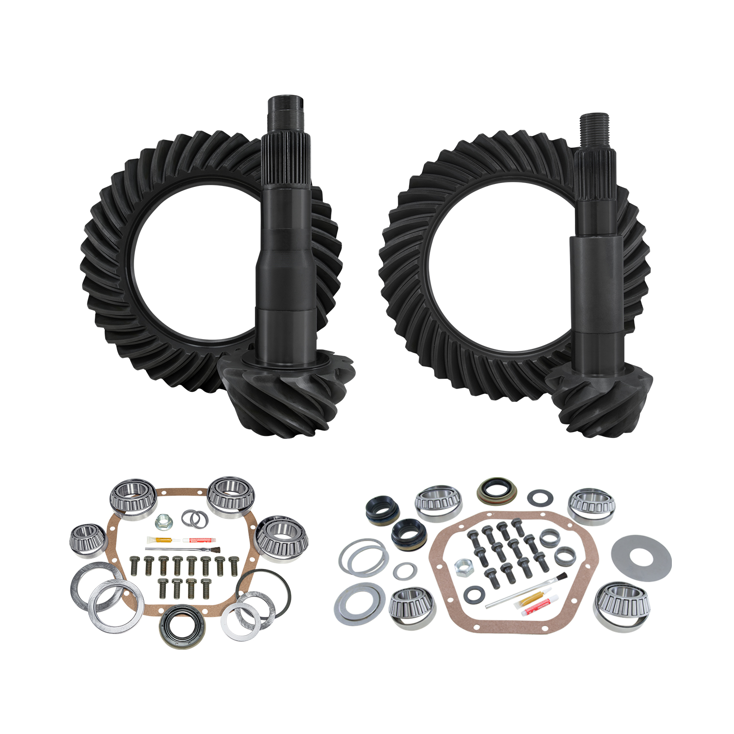 YGK142 - Yukon Complete Rev Gear and Kit Pakage for F250 and F350 Dana 60 Reverse, with 4:88 Gear Ratio