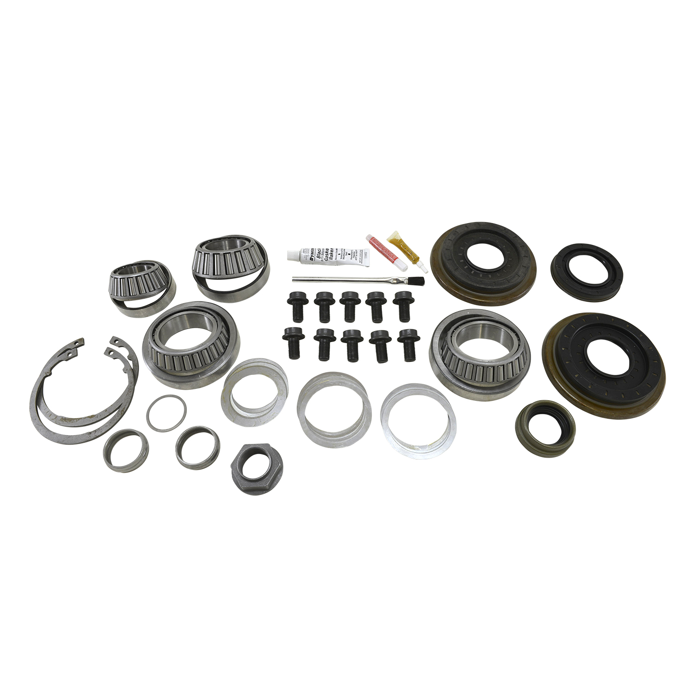 YK C200 - Yukon Master Overhaul kit for C200 IFS front differential