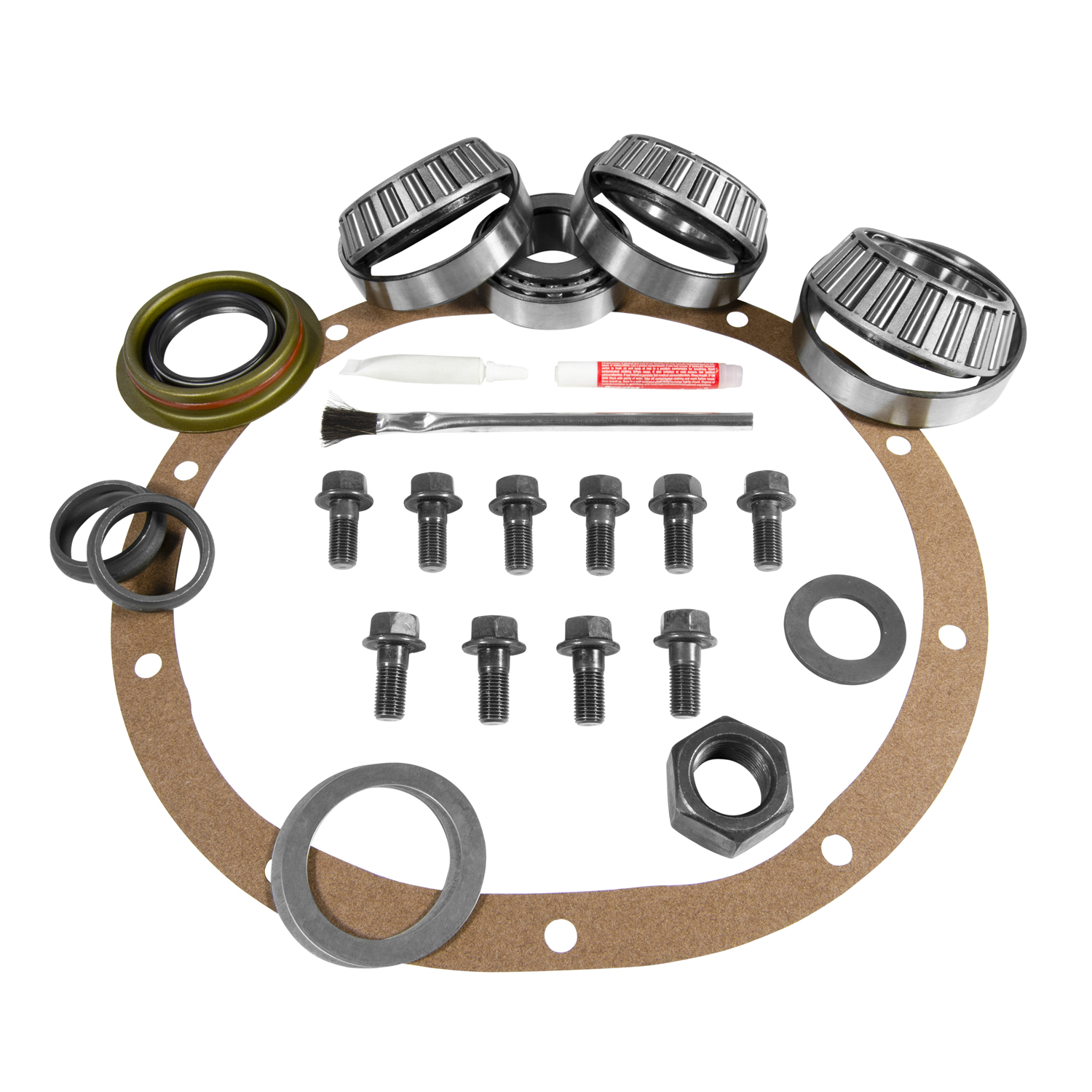 YK C8.25-A - Yukon Master Overhaul kit for Chrysler '70-'75 8.25