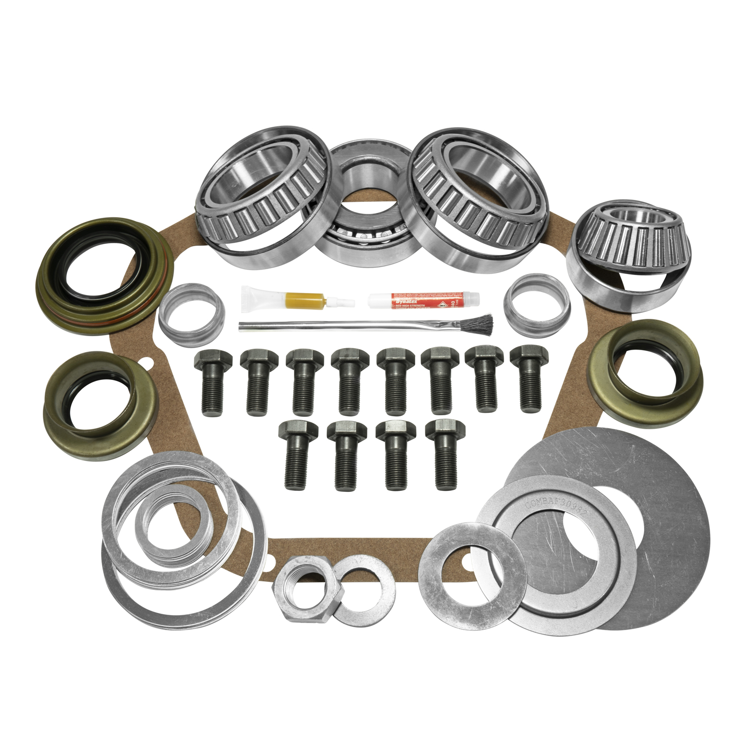 YK D60-F - Yukon Master Overhaul kit for Dana 60 and 61 front differential