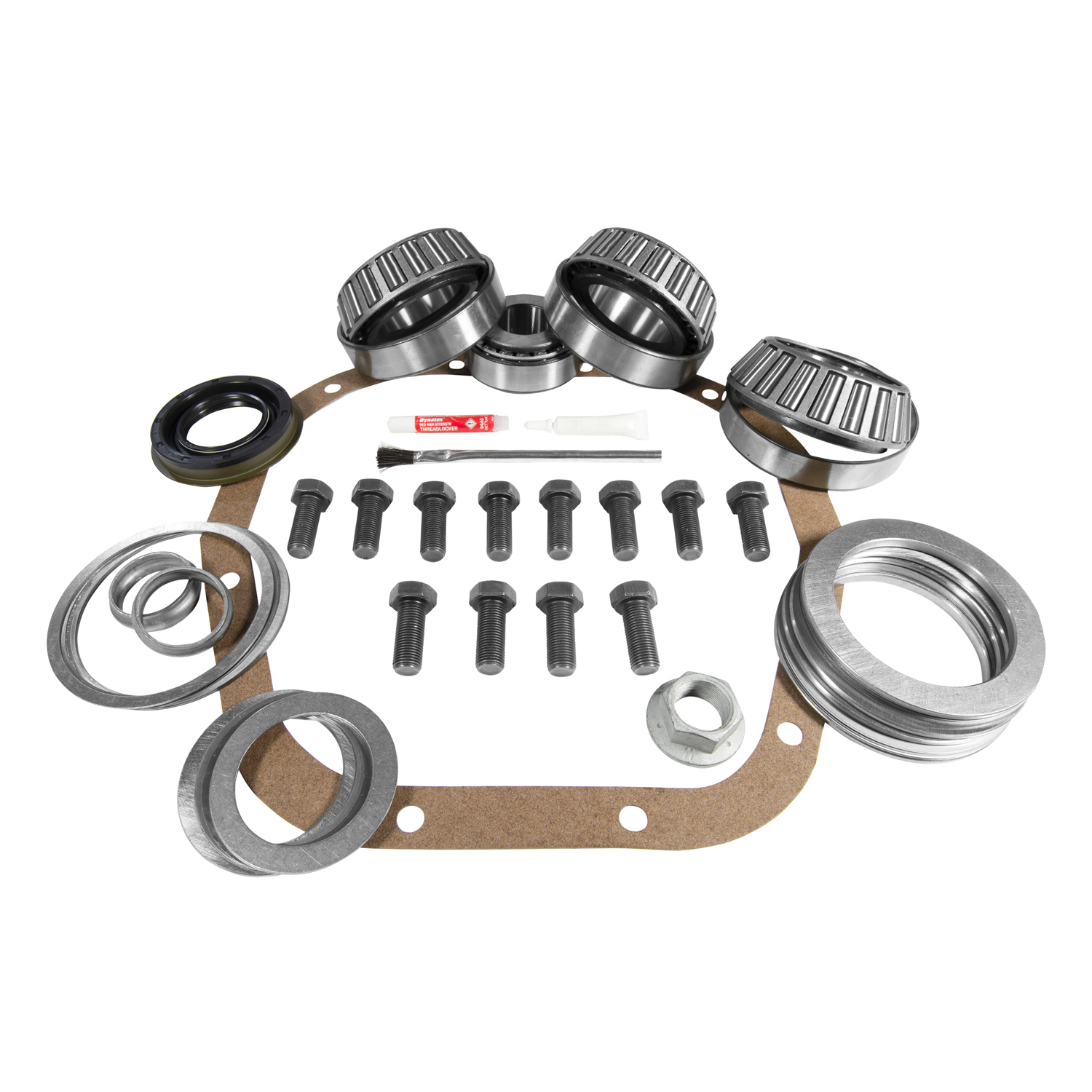 YK F10.5-A - Yukon Master Overhaul kit for '07 & down Ford 10.5