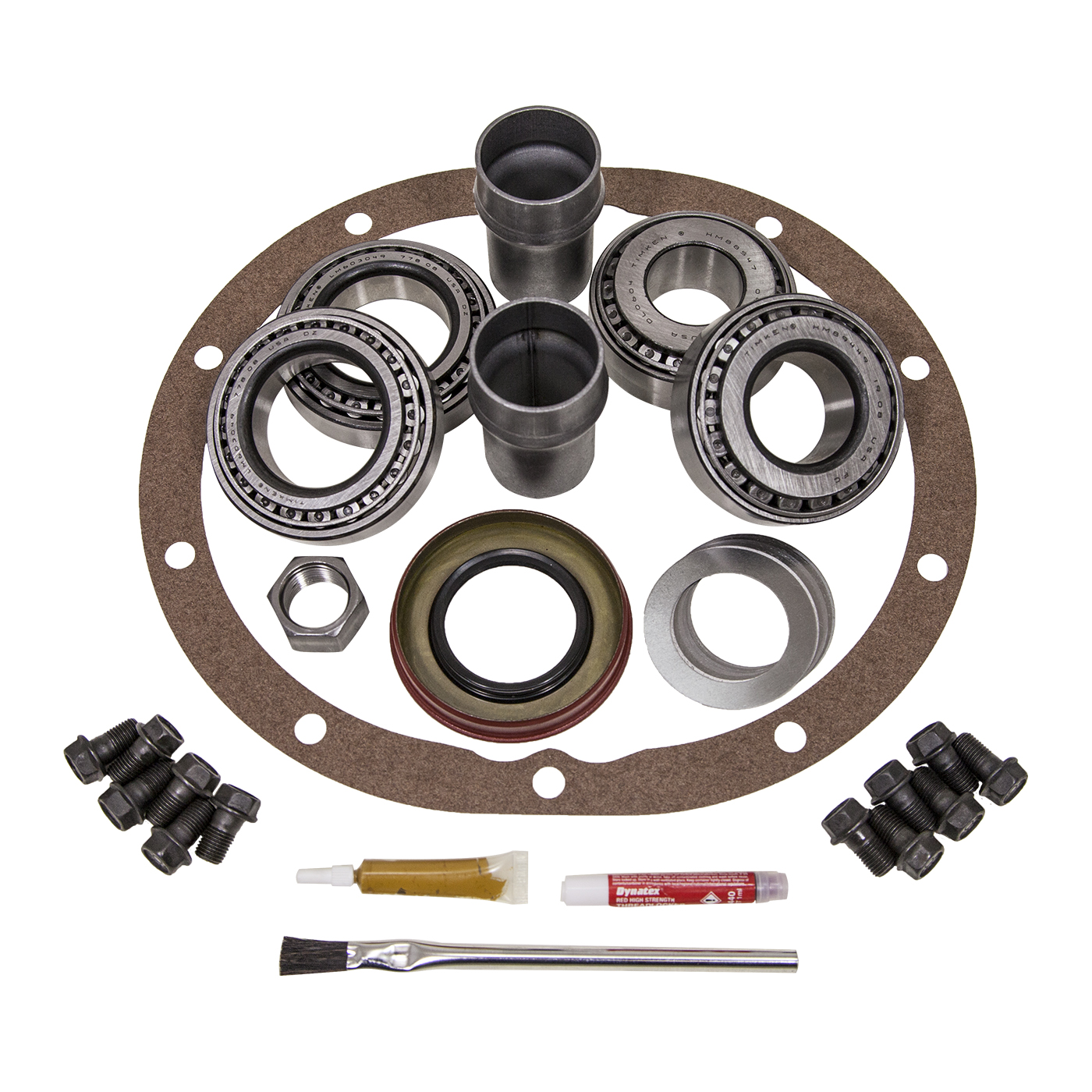 YK GM55CHEVY - Yukon Master Overhaul kit for GM Chevy 55P and 55T differential