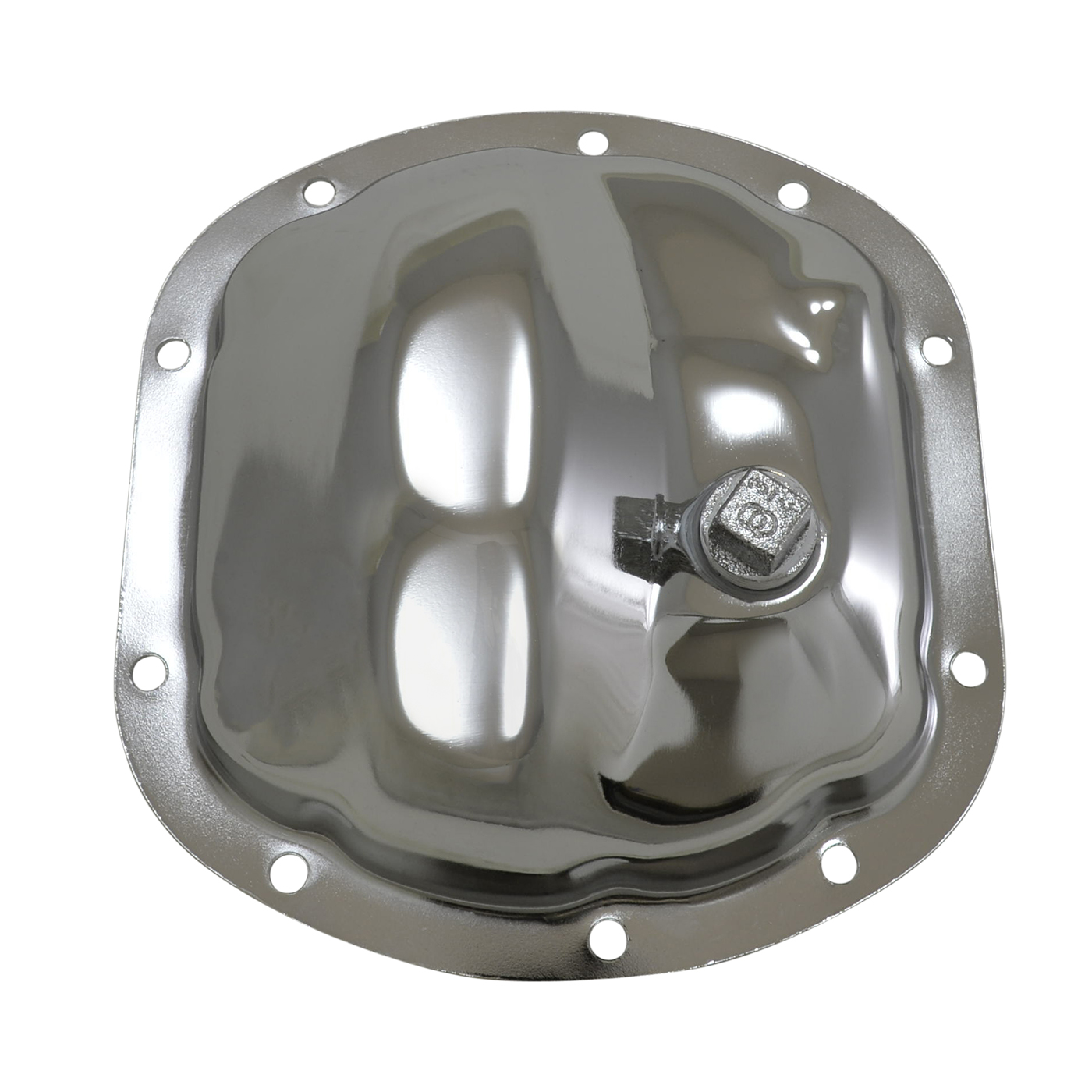 YP C1-D30-STD - Replacement Chrome Cover for Dana 30 Standard rotation