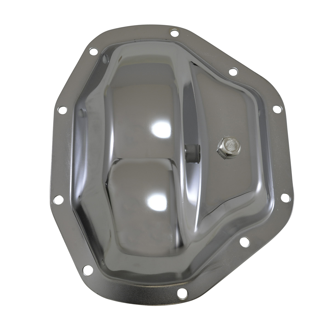 YP C1-D80 - Chrome replacement Cover for Dana 80