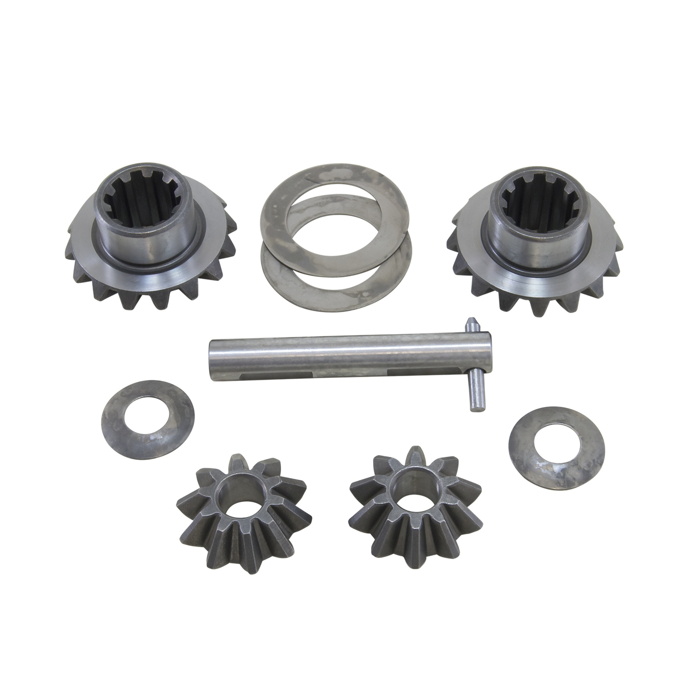 YPKD27-S-10 - Yukon standard open spider gear replacement kit for Dana 25 and 27 with 10 spline axles