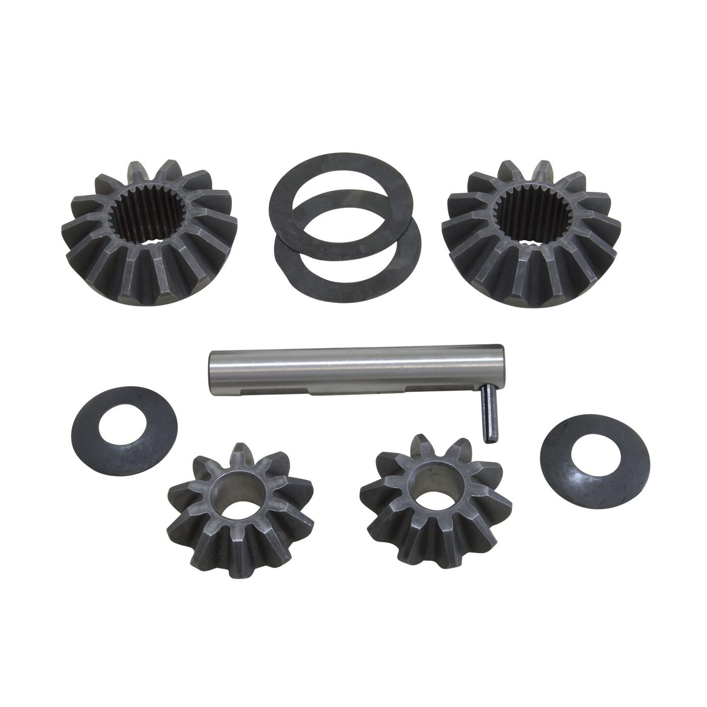 YPKD30-S-27 - Yukon replacement standard open spider gear kit for Dana 30 with 27 spline axles
