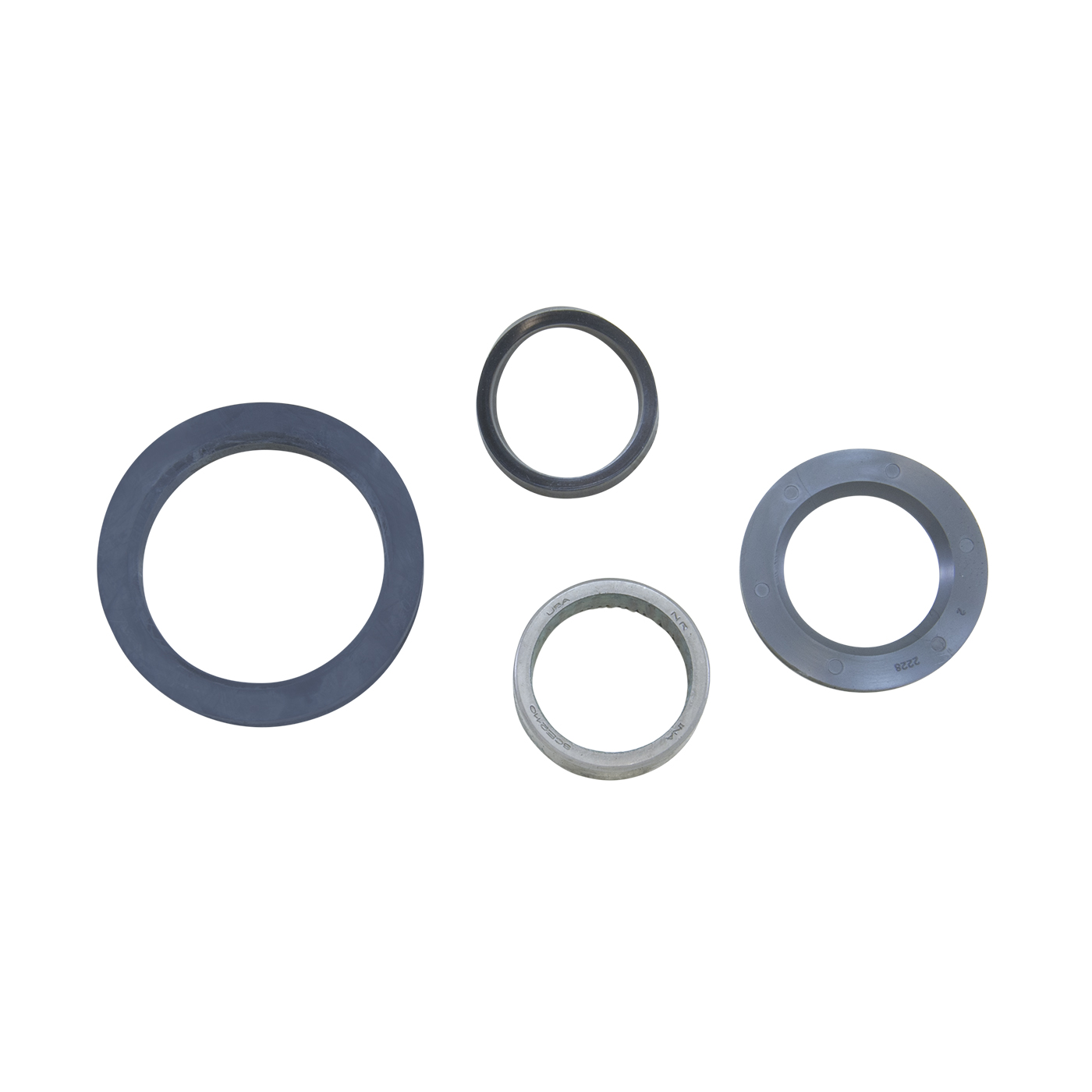 YSPSP-025 - Spindle bearing & seal kit for Dana 30, Dana 44 & GM 8.5