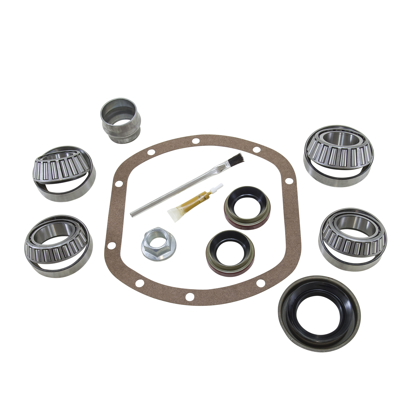 ZBKD30-TJ - USA Standard Bearing kit for Dana 30 TJ front