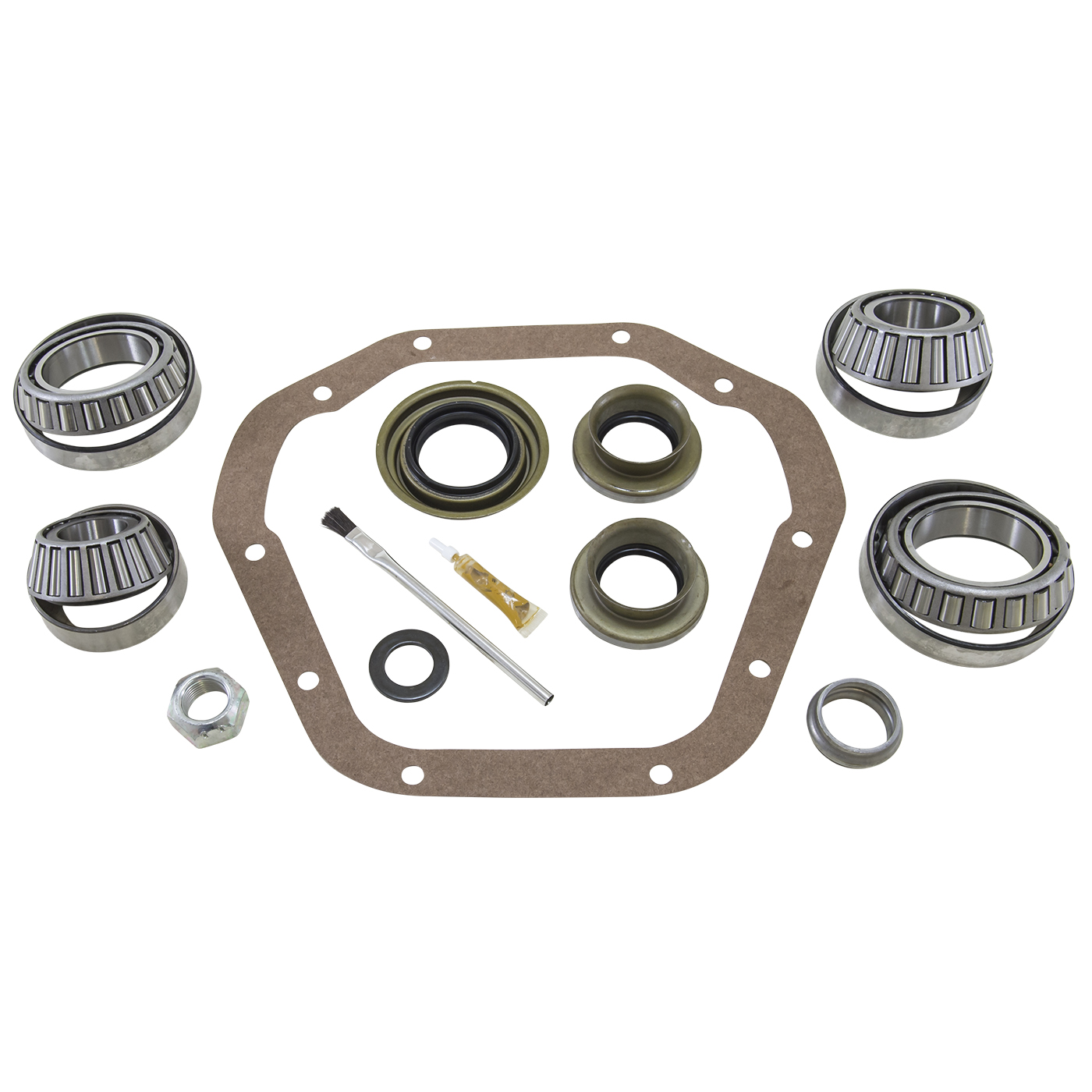 ZBKD60-F - USA Standard Bearing kit for Dana 60 front