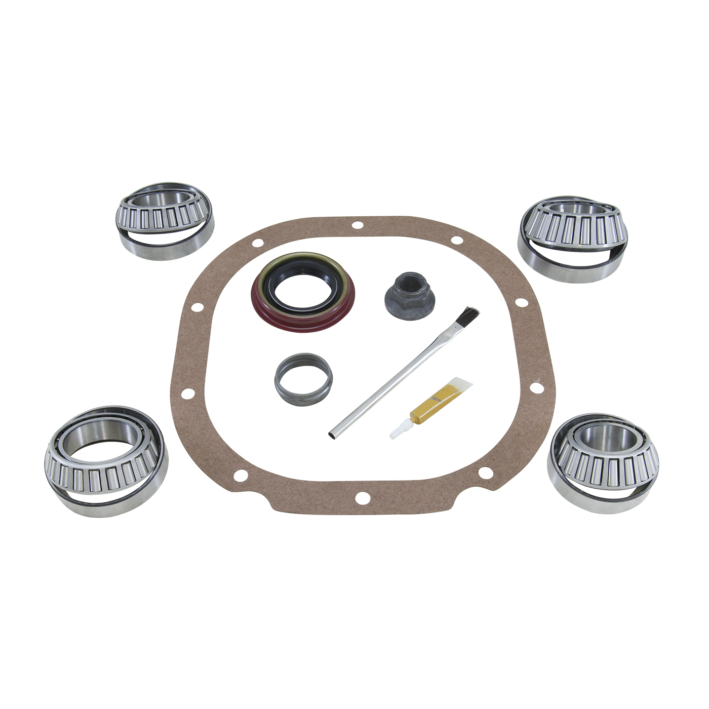 ZBKF8.8 - USA Standard Bearing kit for '09 & down Ford 8.8
