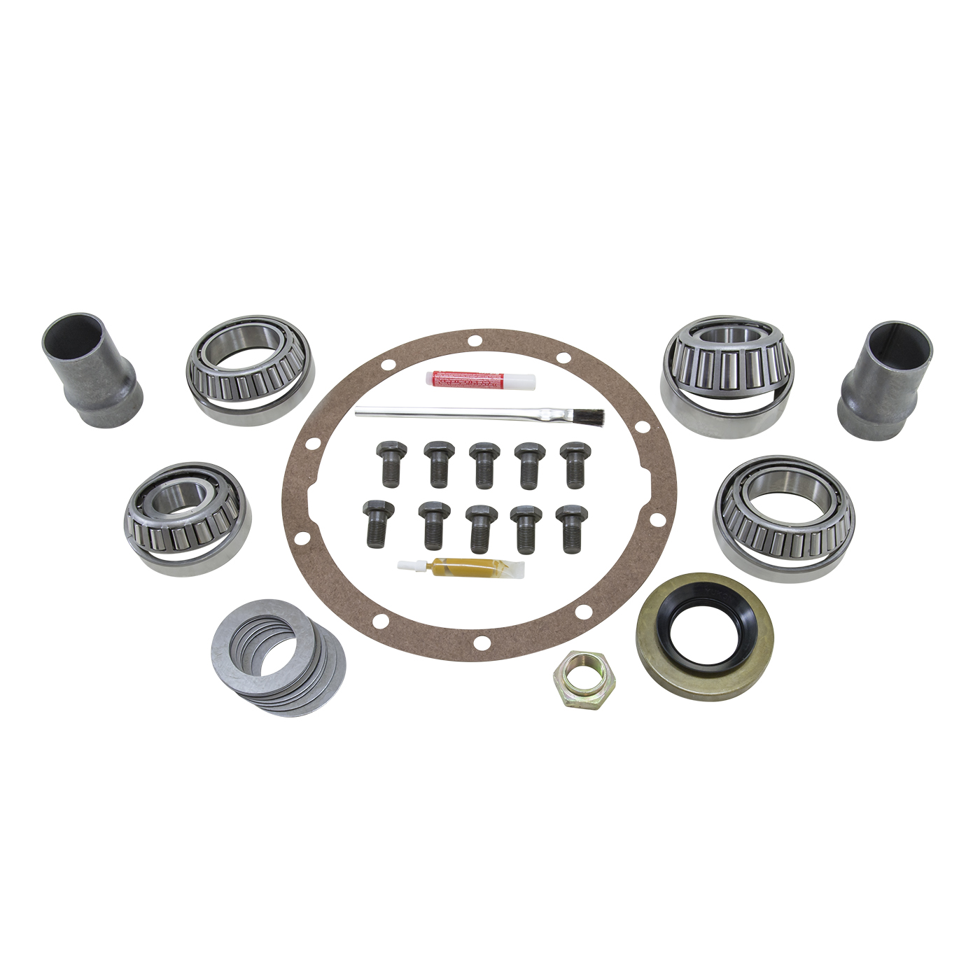 USA Standard Bearing Install Kit for 11 /& Up Chrysler 9.25 ZF Rear